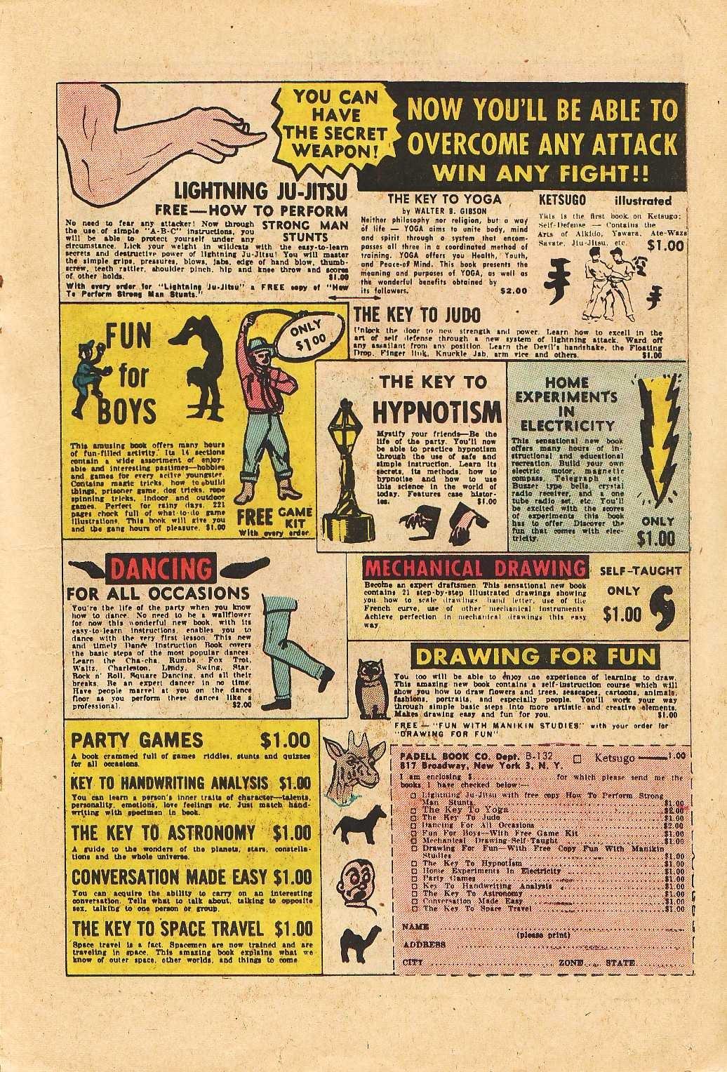 Read online Fightin' Navy comic -  Issue #113 - 15