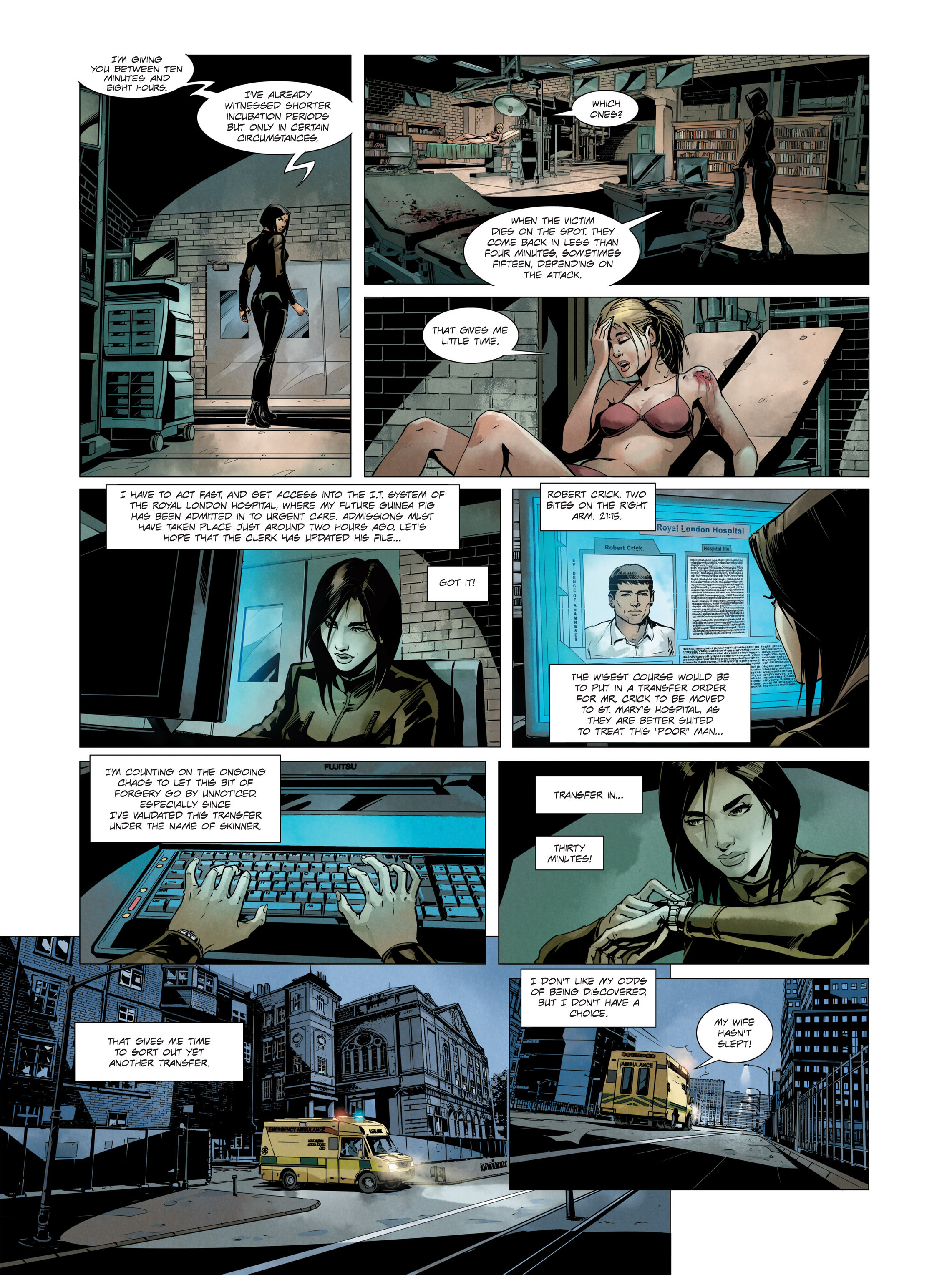 Read online Alice Matheson comic -  Issue #3 - 28