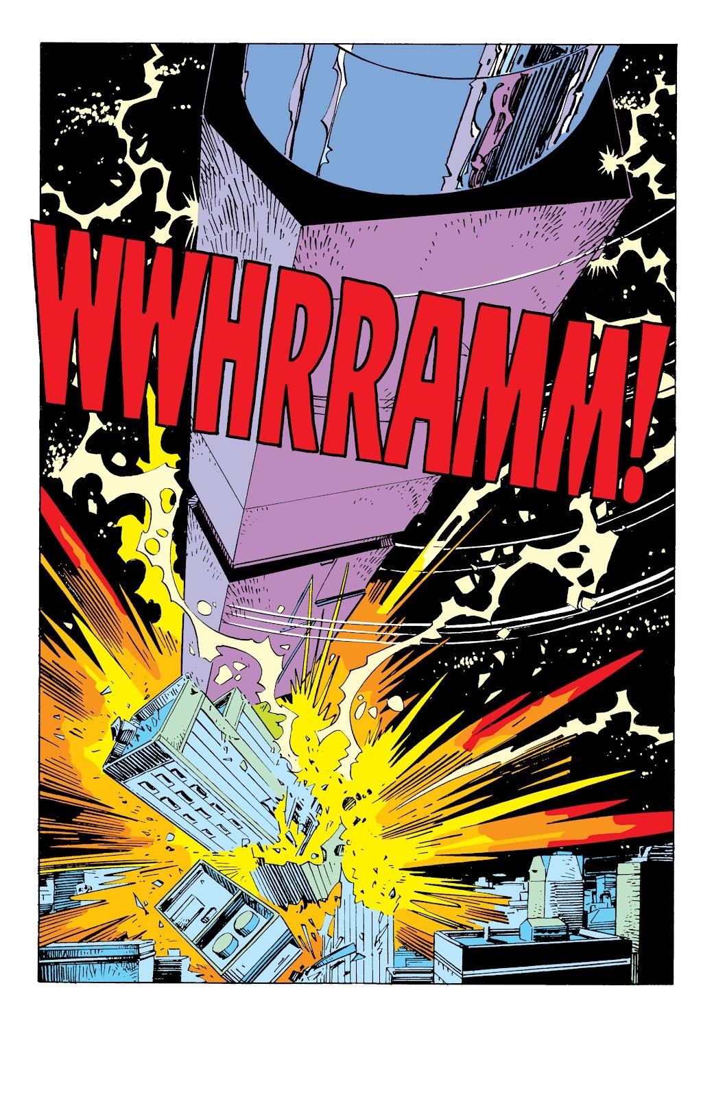 Read online X-Men Milestones: Fall of the Mutants comic -  Issue # TPB (Part 3) - 21