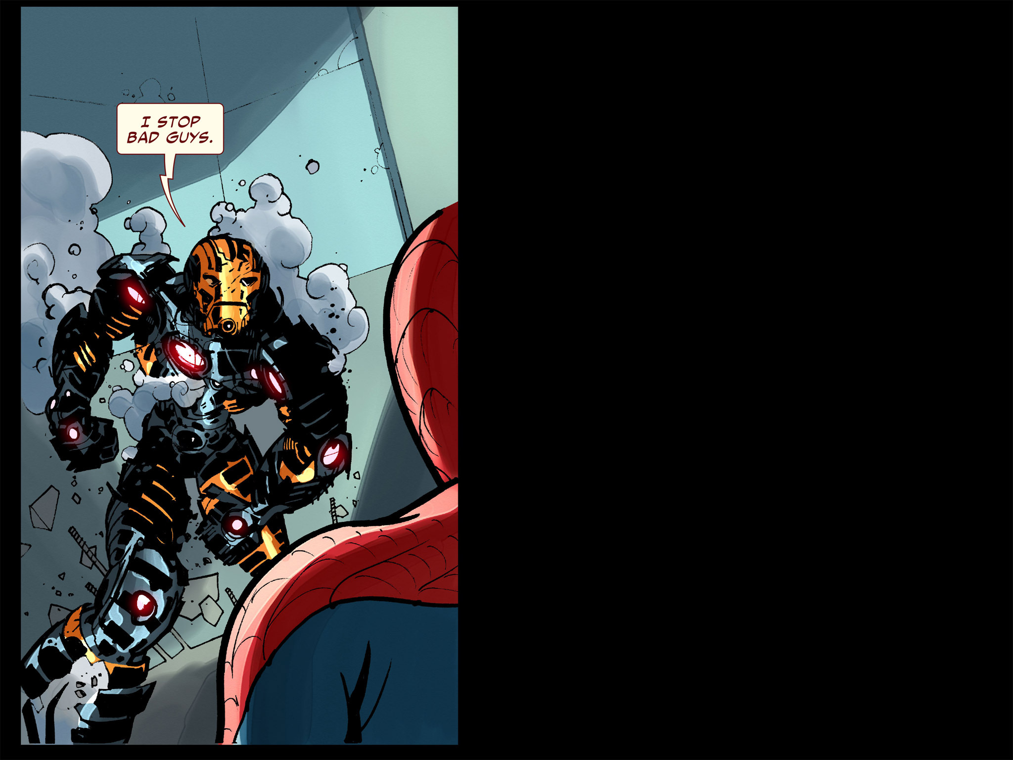 Read online Amazing Spider-Man: Who Am I? comic -  Issue # Full (Part 1) - 173