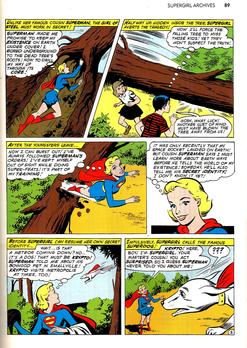 Read online Action Comics (1938) comic -  Issue #258 - 39
