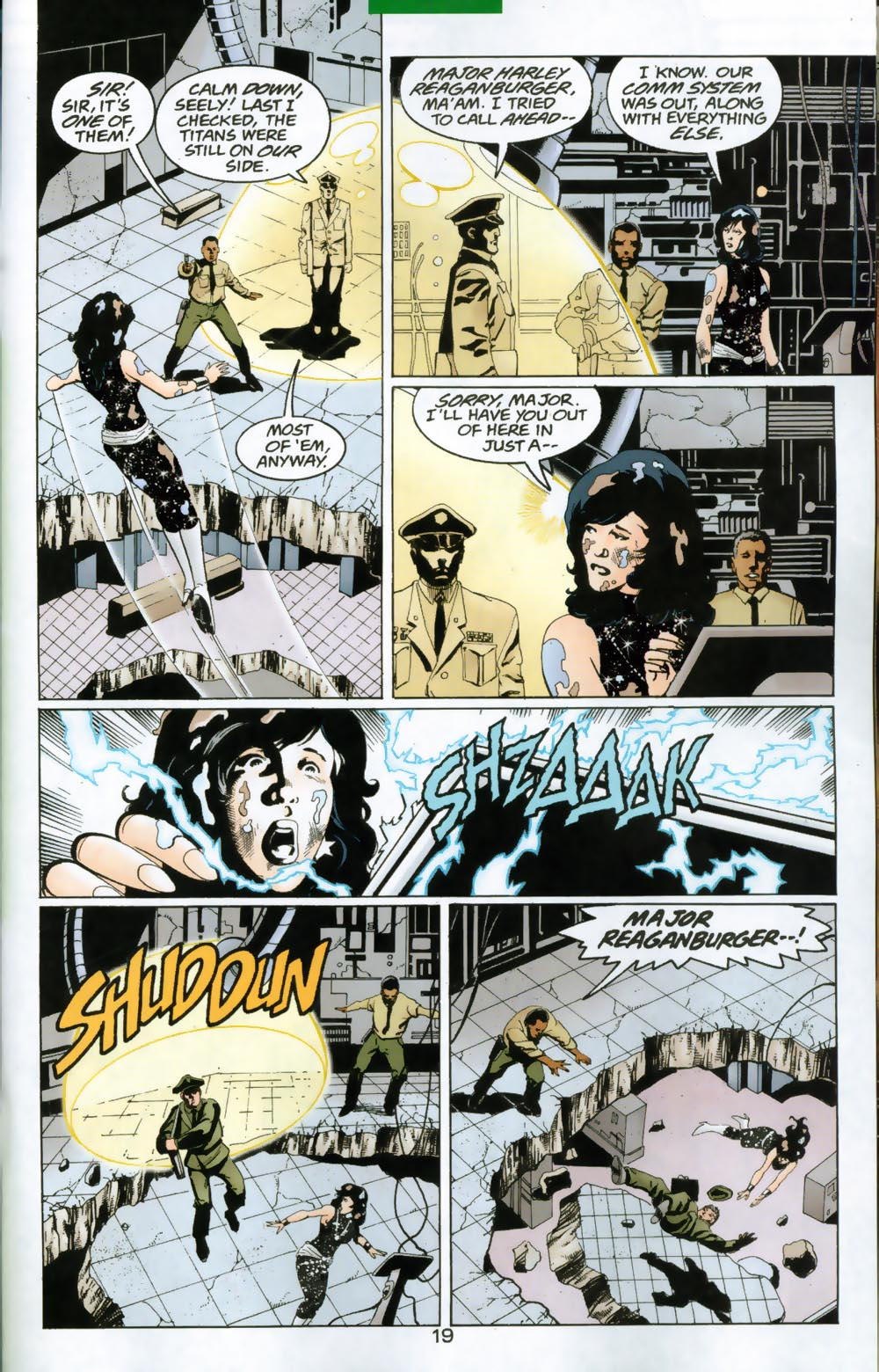 Read online The Titans (1999) comic -  Issue #47 - 20