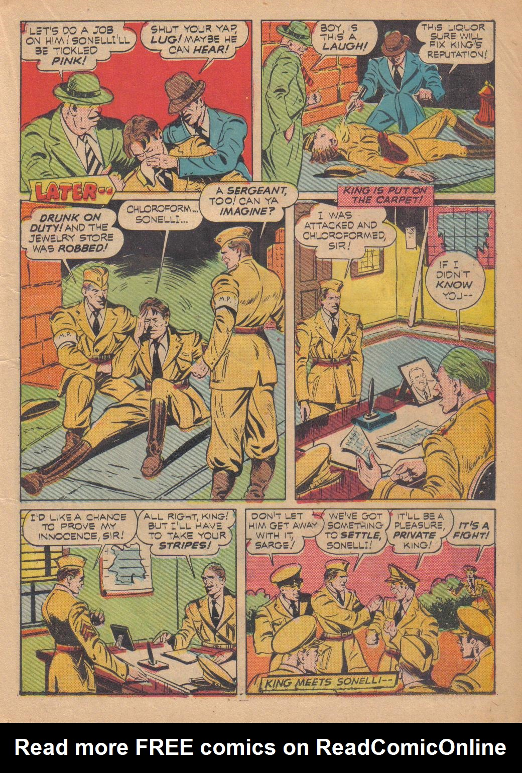 Exciting Comics (1940) issue 13 - Page 27
