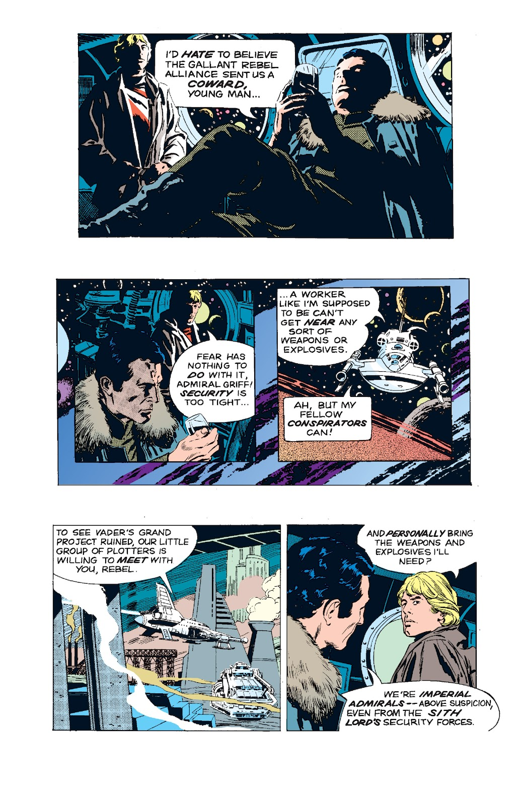 Read online Star Wars Legends: The Newspaper Strips - Epic Collection comic -  Issue # TPB (Part 5) - 55