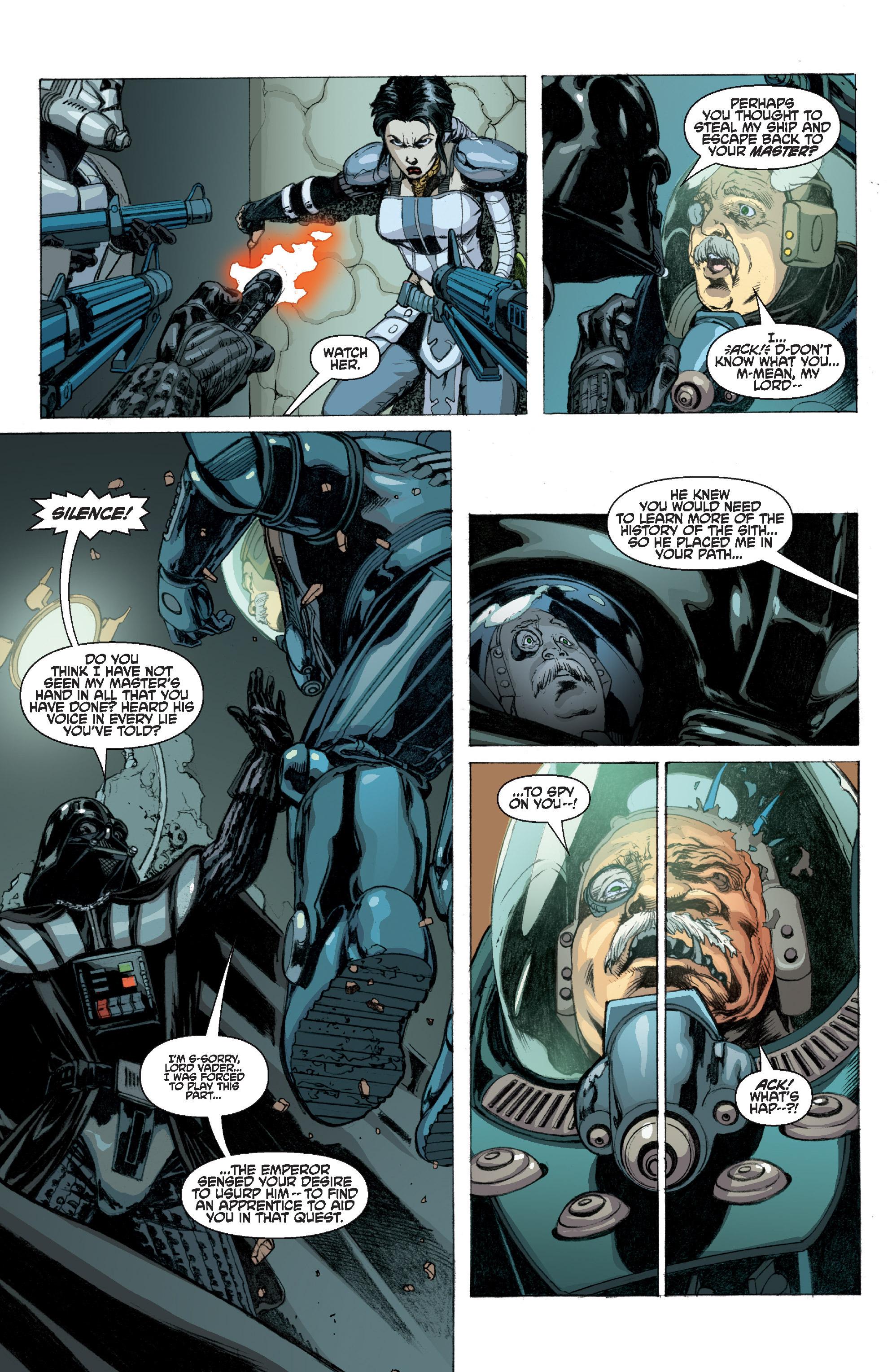 Read online Star Wars Omnibus comic -  Issue # Vol. 31 - 314