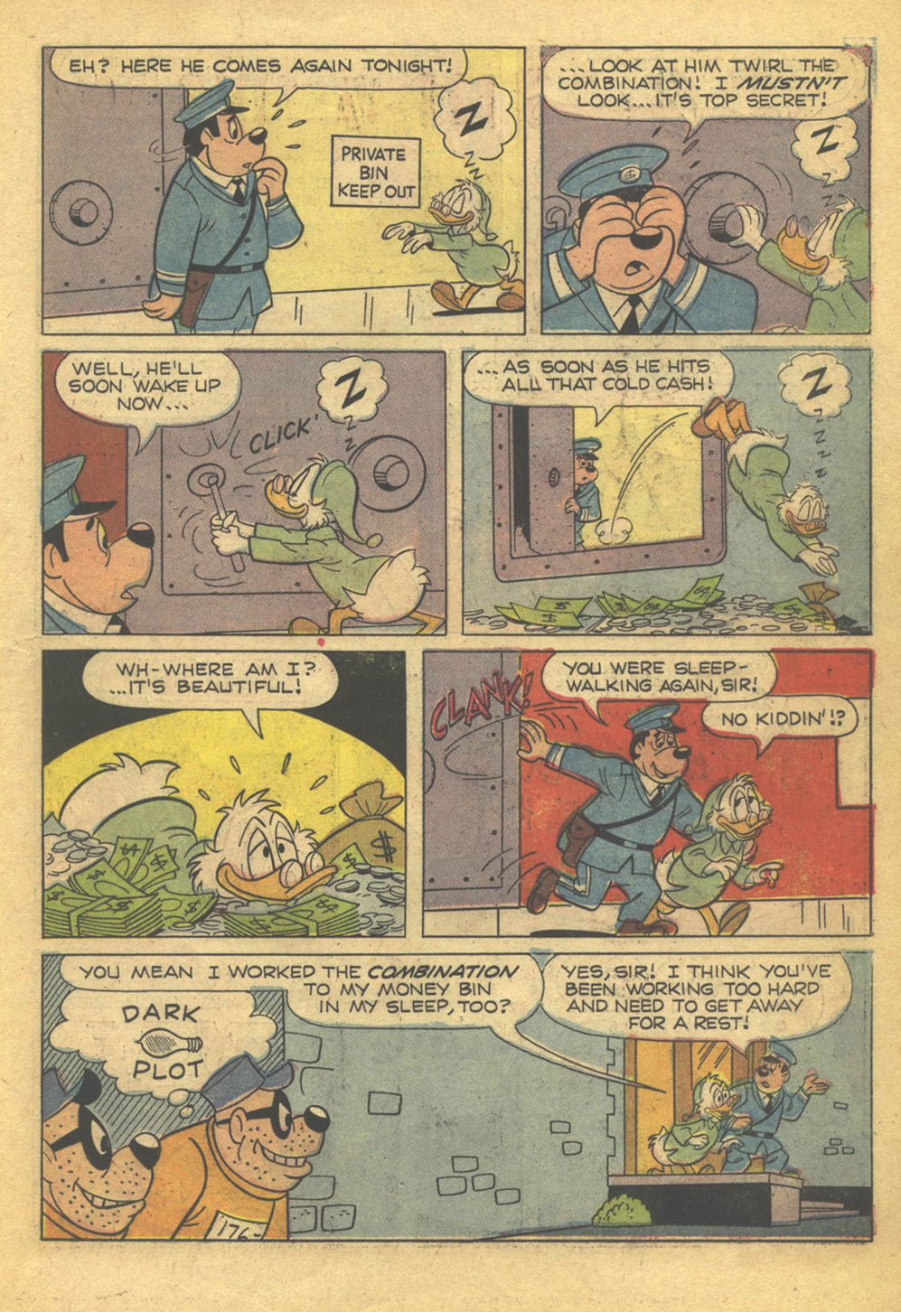Read online Uncle Scrooge (1953) comic -  Issue #73 - 19