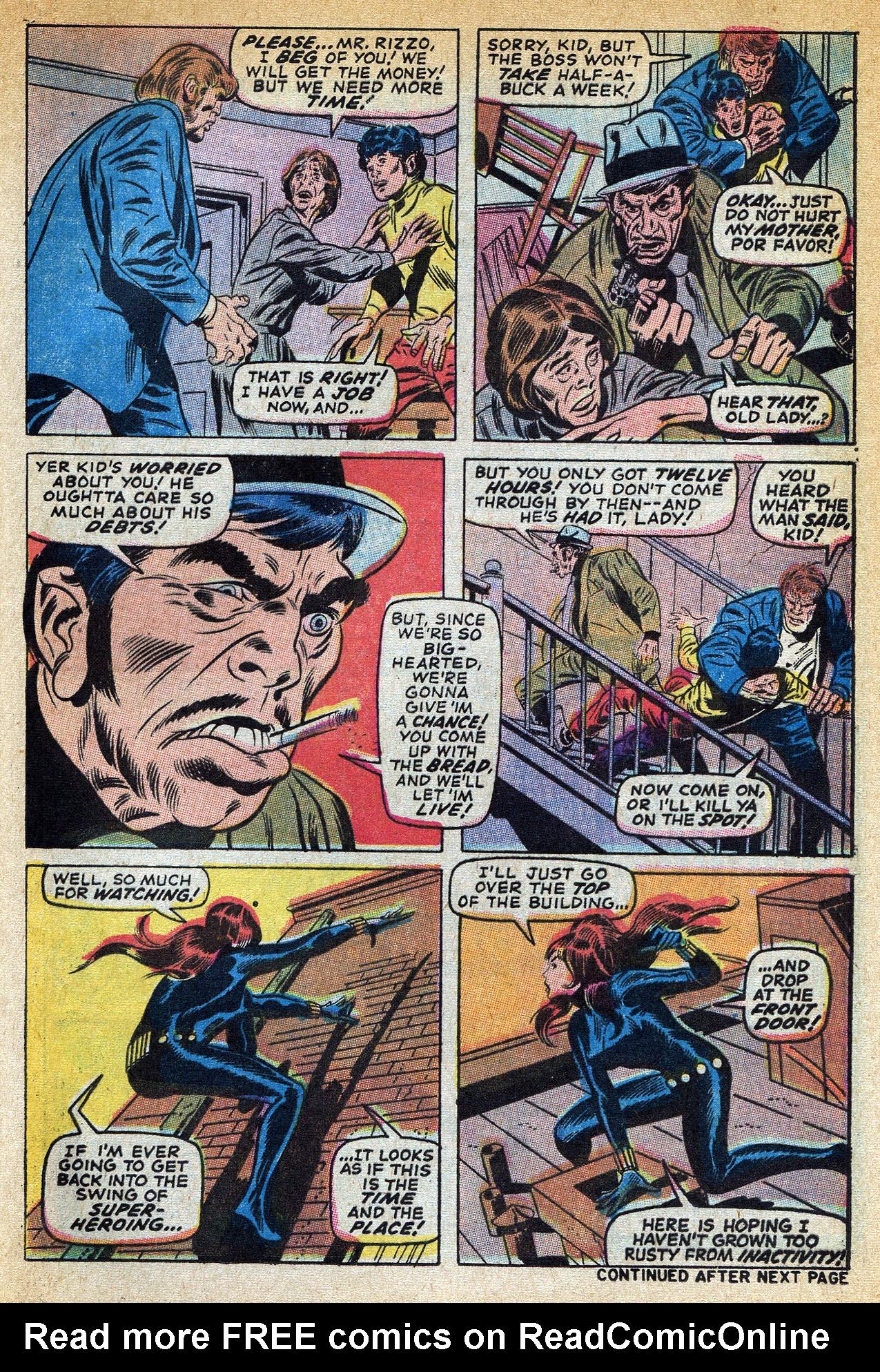 Read online Amazing Adventures (1970) comic -  Issue #1 - 25