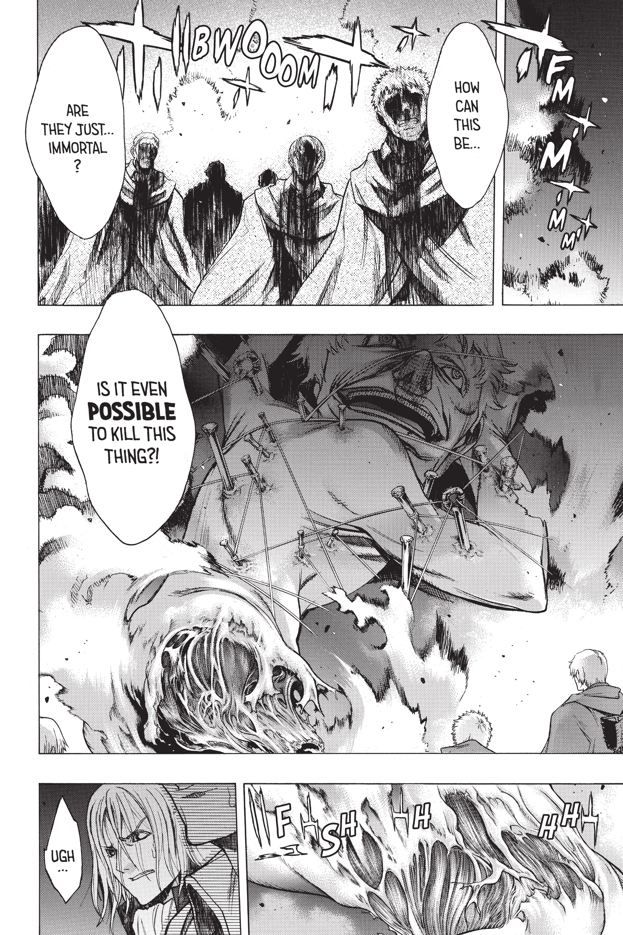 Read online Attack on Titan: Before the Fall comic -  Issue #5 - 182