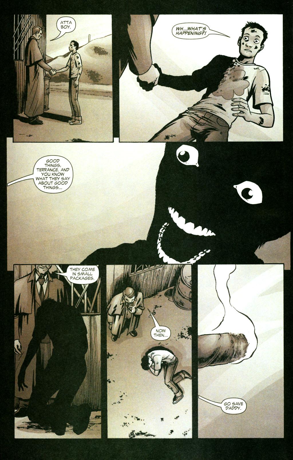 Read online Fallen Angel (2003) comic -  Issue #16 - 6