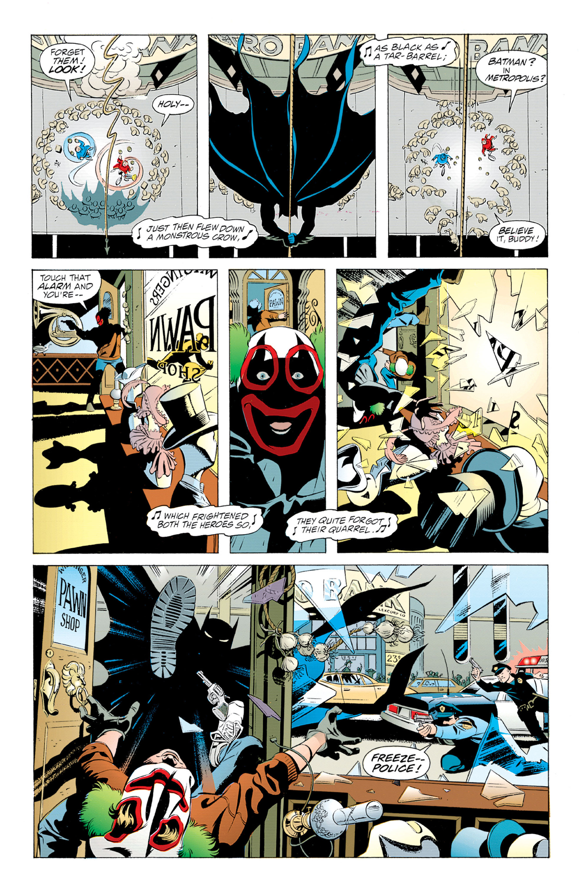 Read online World's Finest (1990) comic -  Issue #2 - 15
