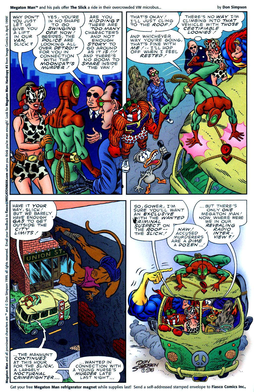 The Savage Dragon (1993) Issue #59 #62 - English 32