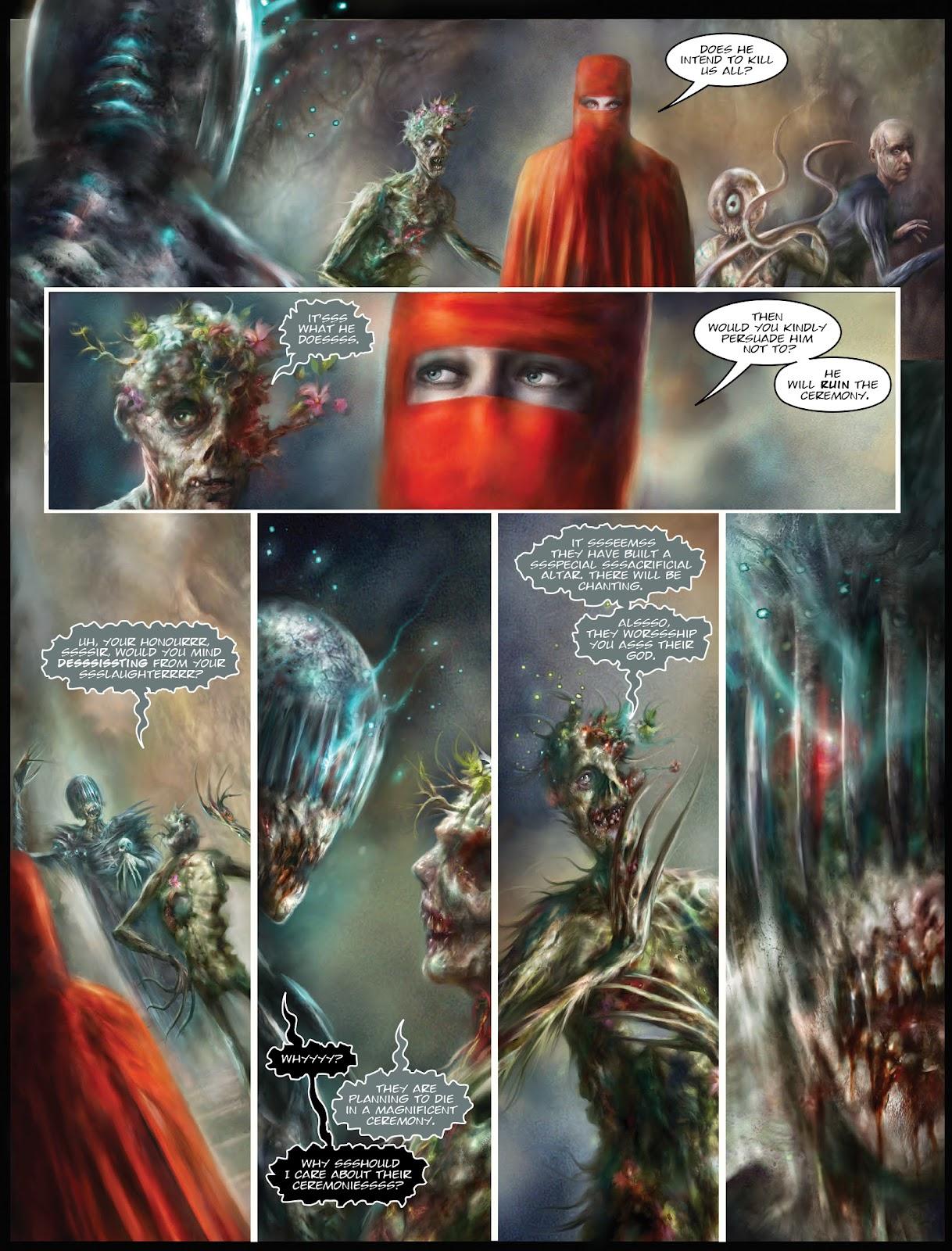 Judge Dredd Megazine (Vol. 5) issue 427 - Page 57