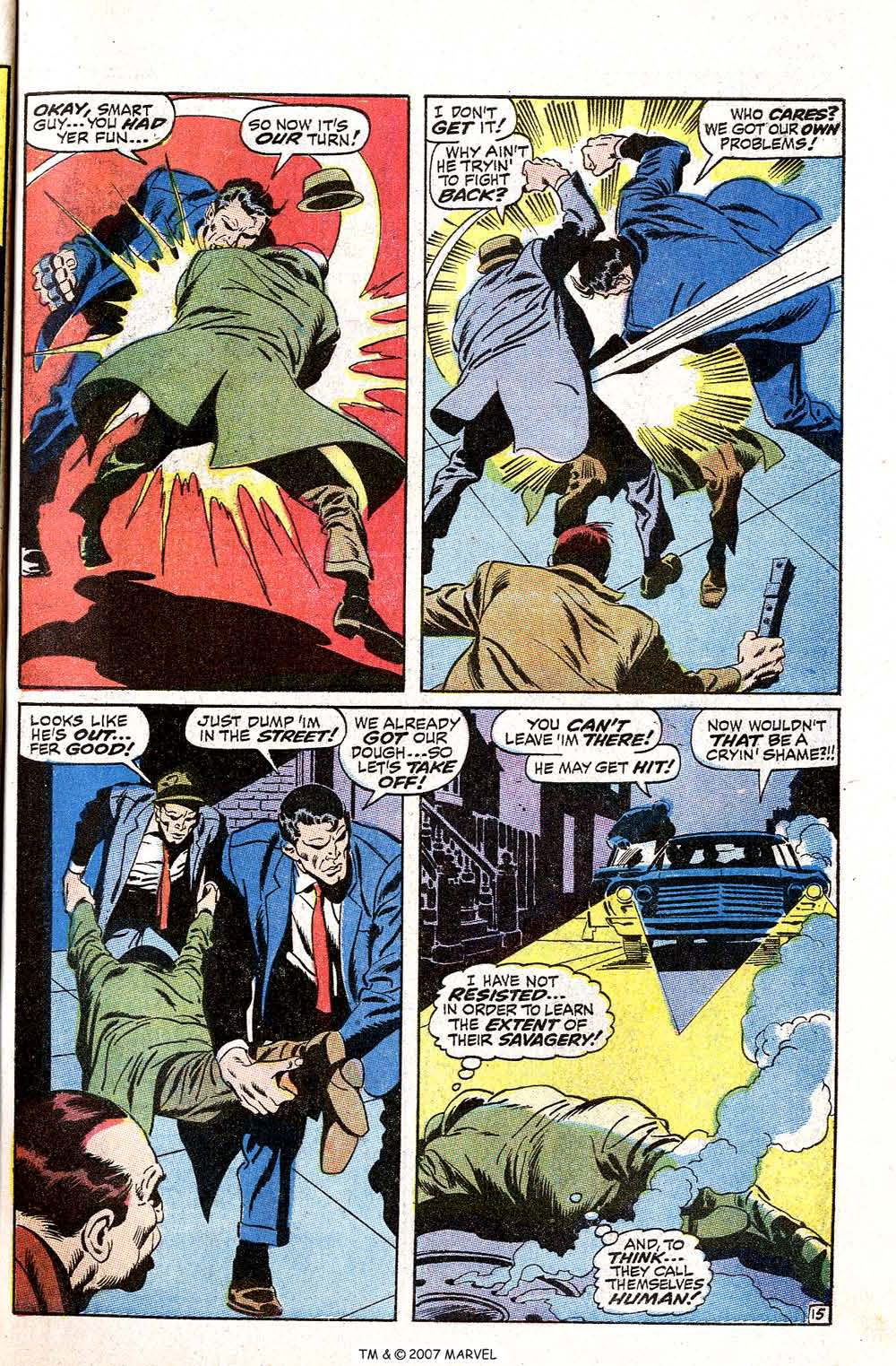 Silver Surfer (1968) issue 5 - Page 19