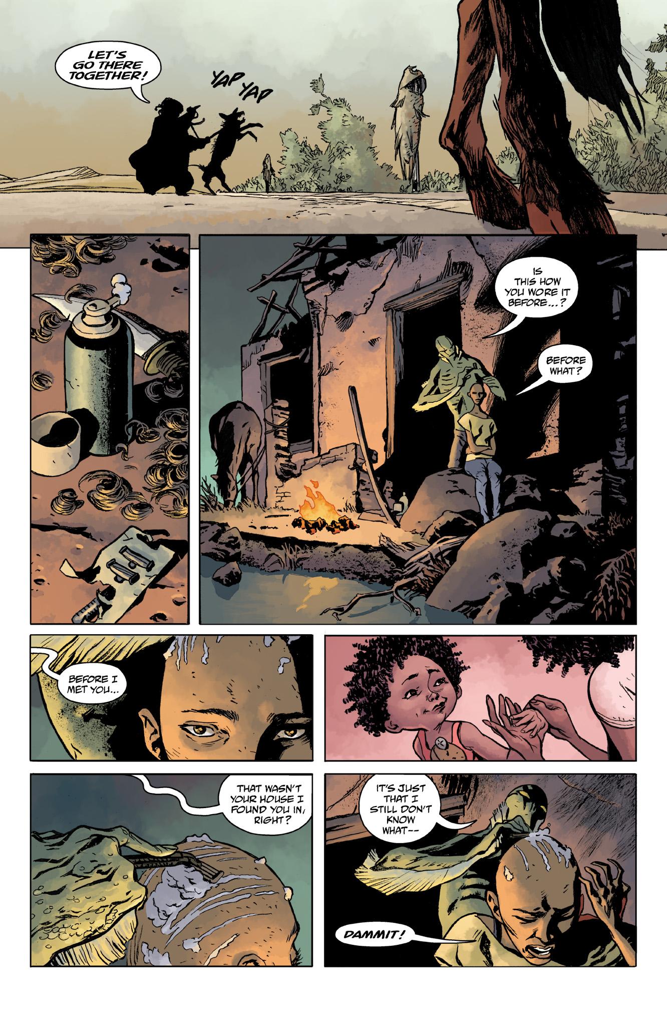 Read online Abe Sapien comic -  Issue #14 - 8