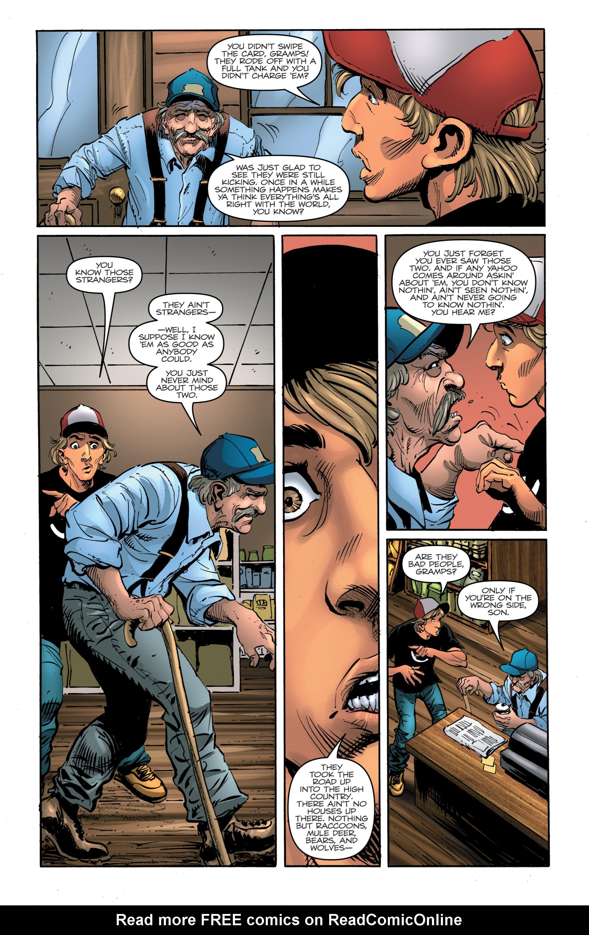 G.I. Joe: A Real American Hero 192 Page 4