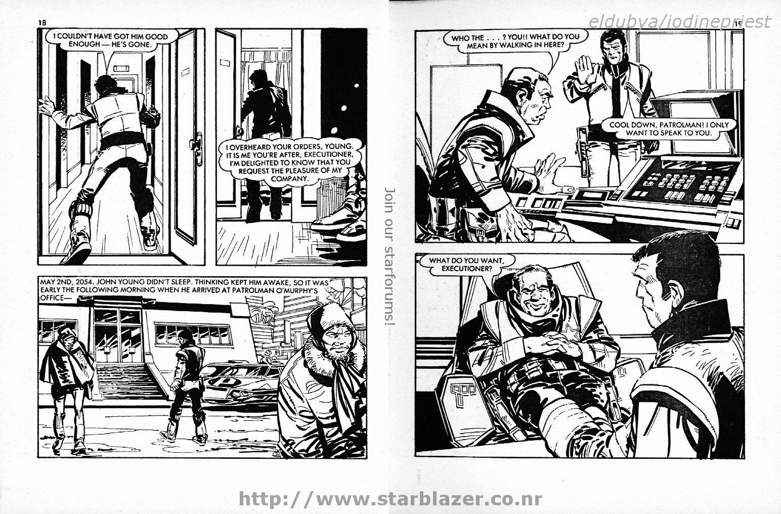 Starblazer issue 165 - Page 11
