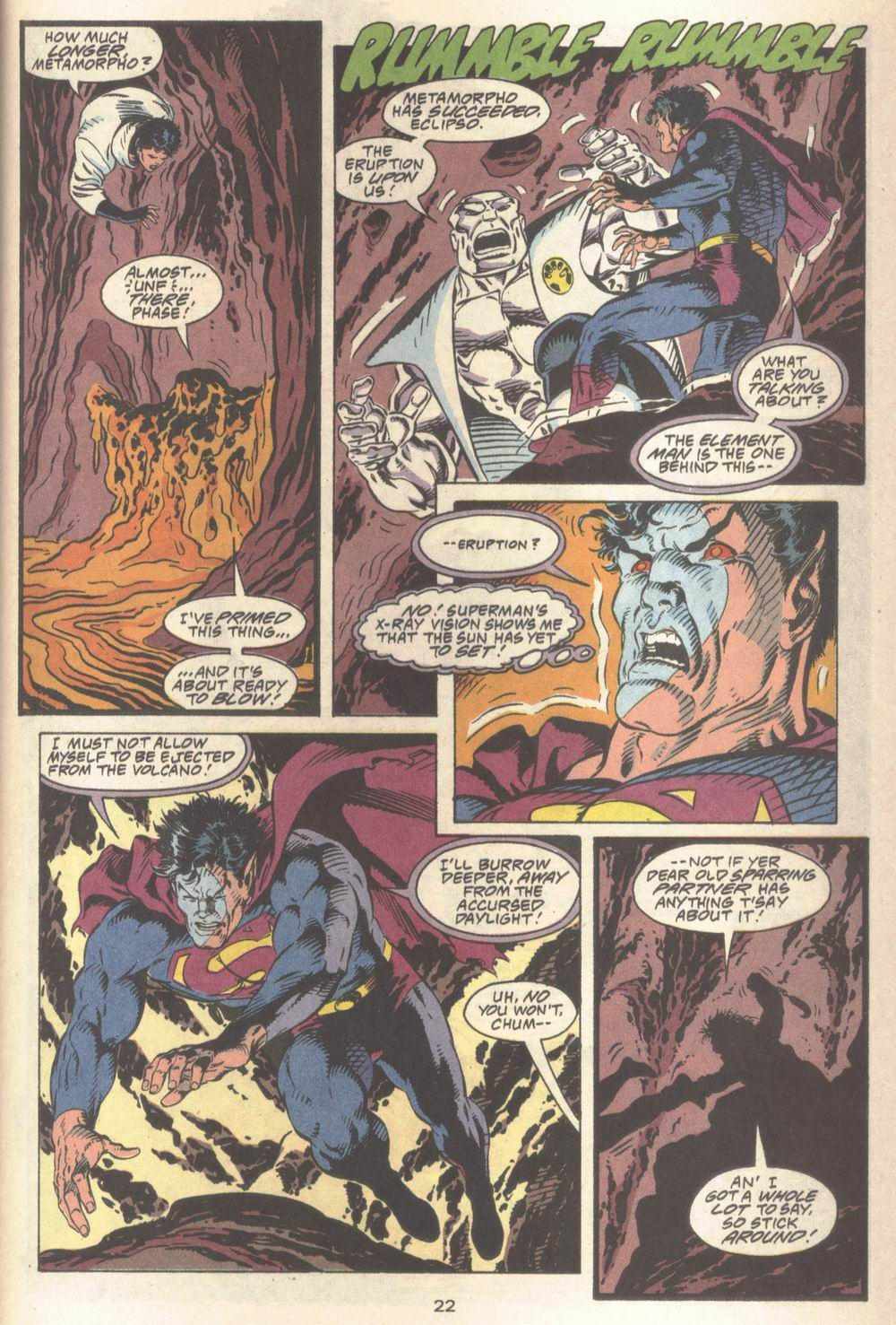 Read online Adventures of Superman (1987) comic -  Issue #Adventures of Superman (1987) _Annual 4 - 23