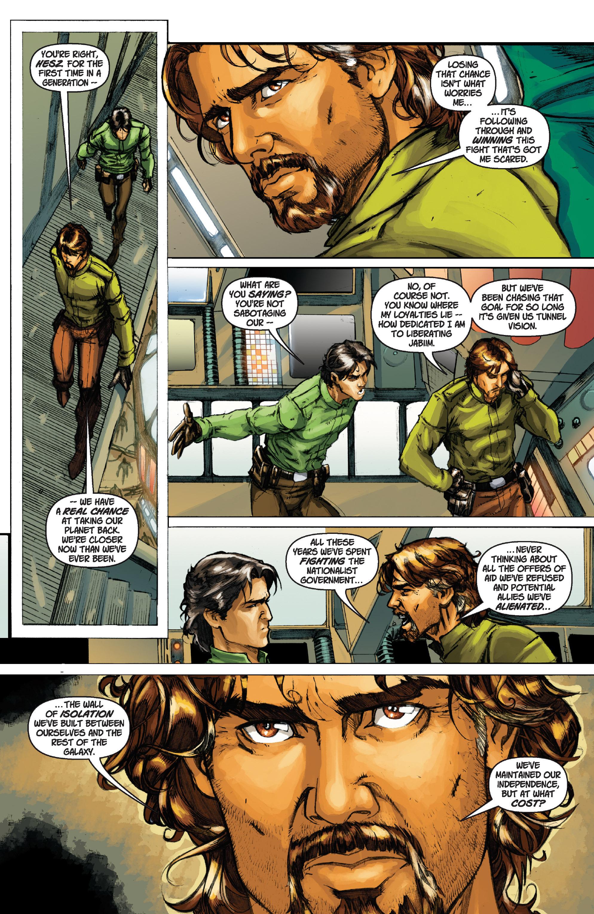 Read online Star Wars Omnibus comic -  Issue # Vol. 20 - 98
