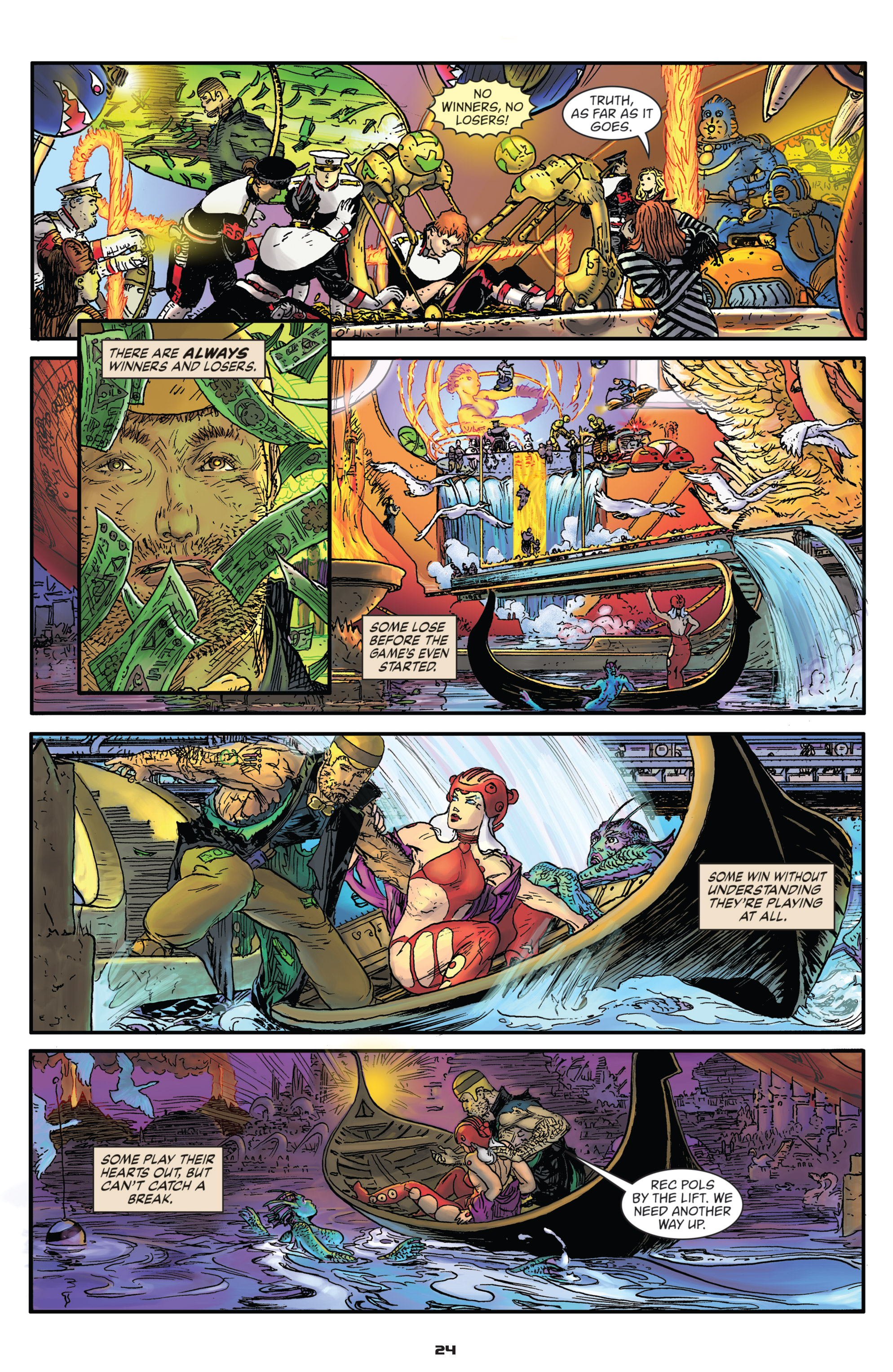 Read online Starstruck: Old Proldiers Never Die comic -  Issue #5 - 23