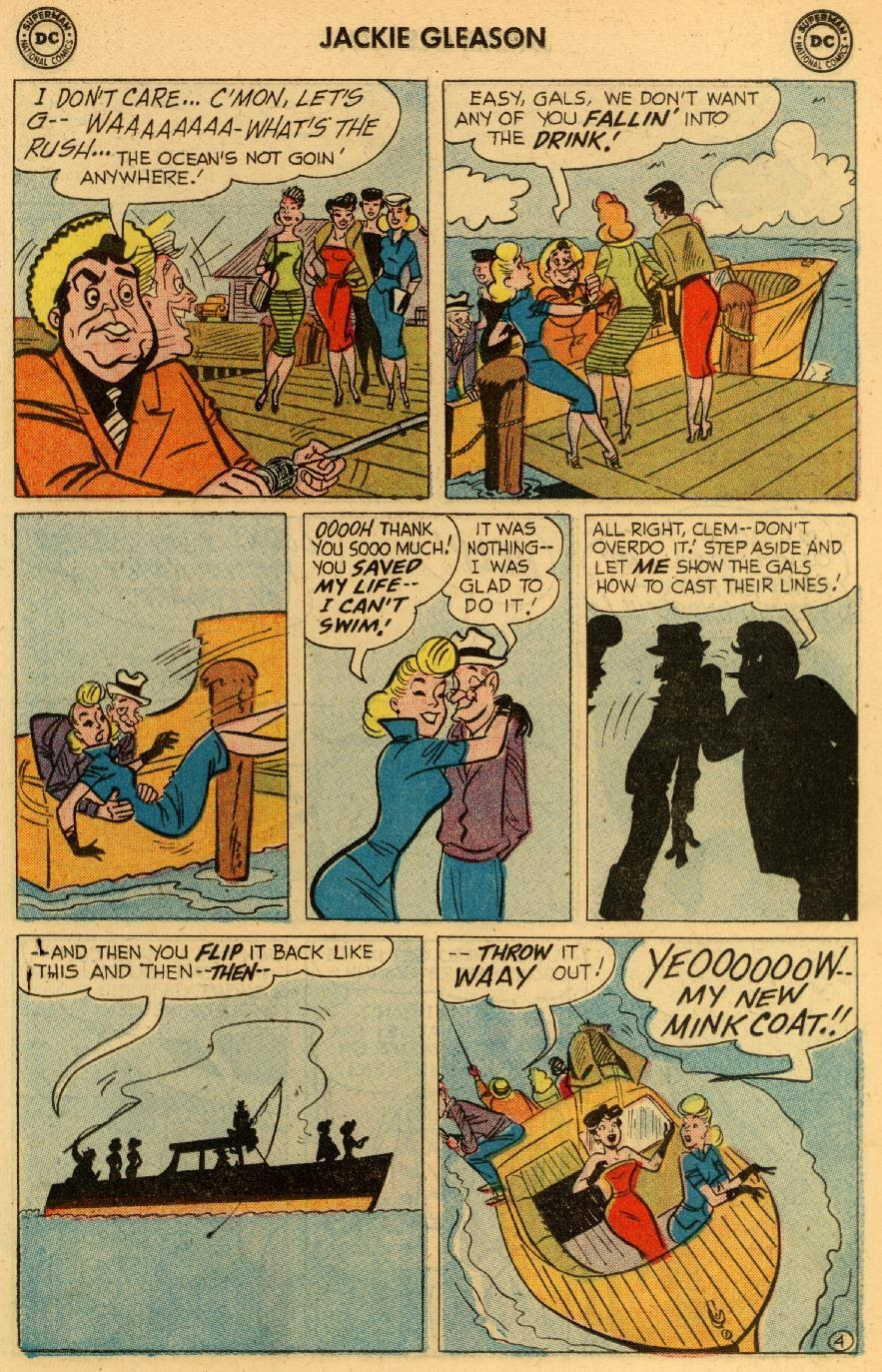 Jackie Gleason and the Honeymooners issue 8 - Page 19