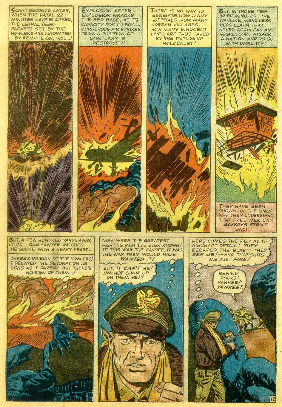 Read online Sgt. Fury comic -  Issue # _Annual 1 - 14