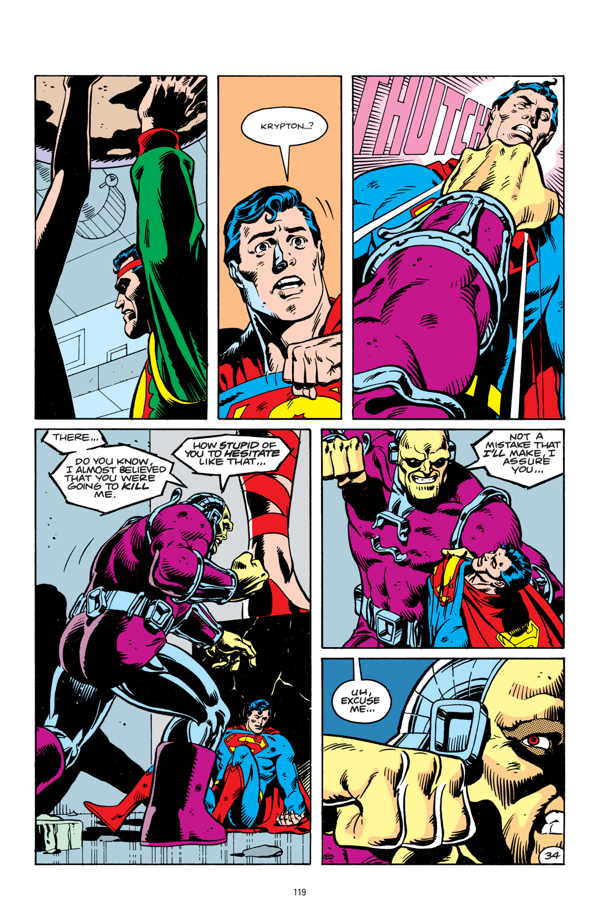 Read online Superman: Whatever Happened to the Man of Tomorrow? comic -  Issue # TPB - 118