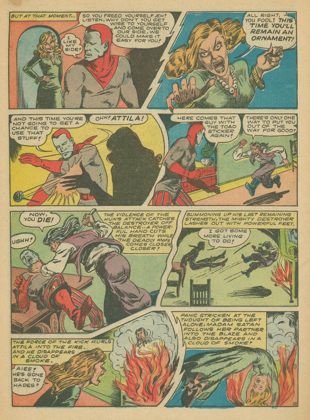 Read online All-Winners Comics comic -  Issue #8 - 52