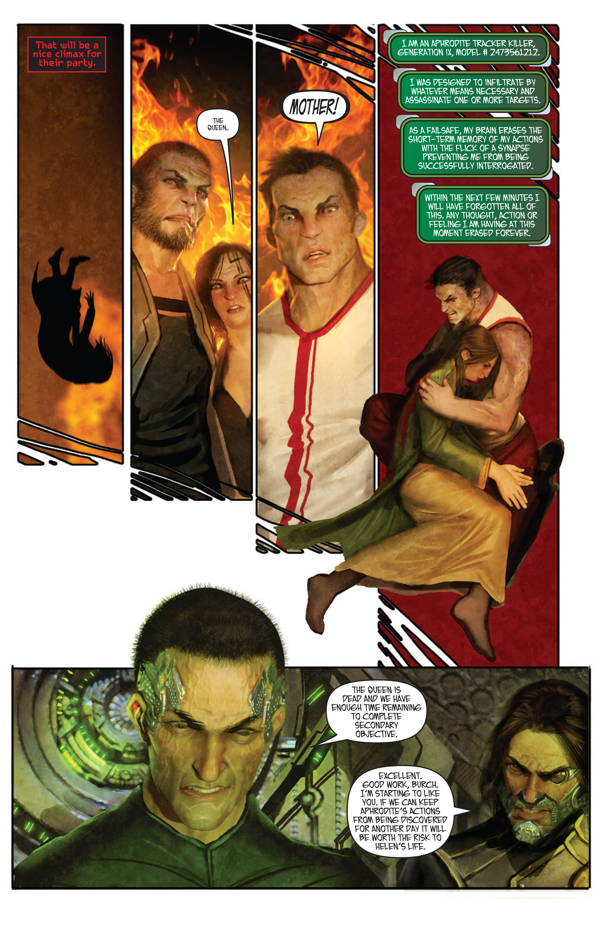Read online Aphrodite IX (2013) comic -  Issue #Aphrodite IX (2013) _TPB 1 - 44
