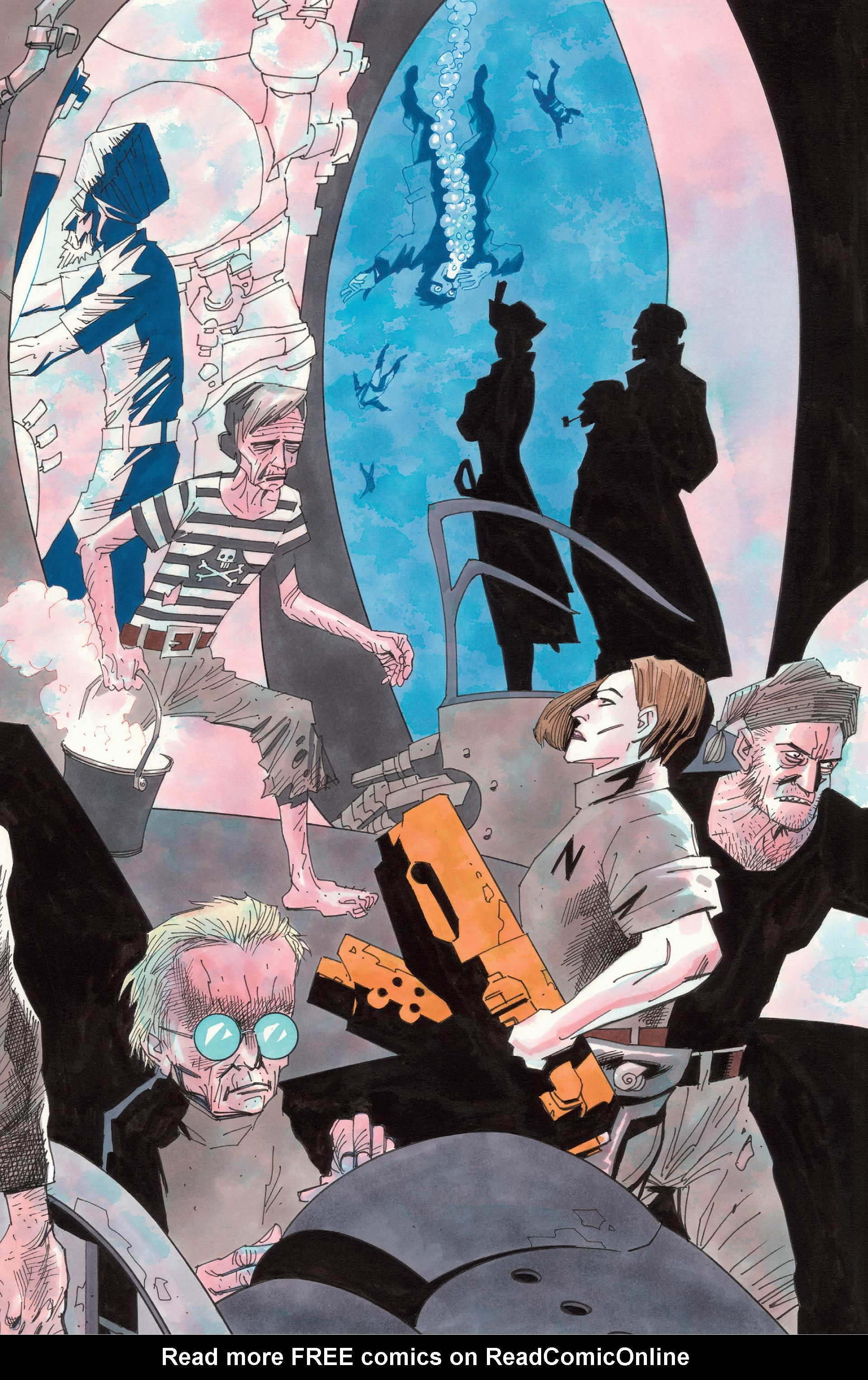 Read online Nemo: Heart of Ice comic -  Issue # Full - 3