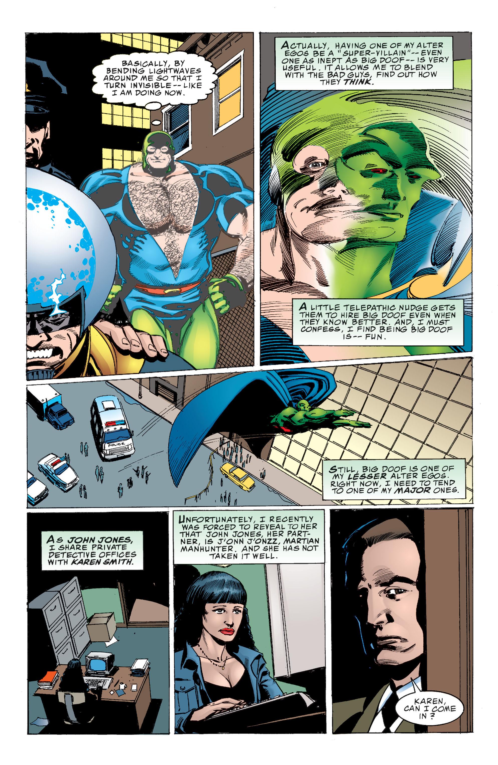 Read online Martian Manhunter: Son of Mars comic -  Issue # TPB - 82