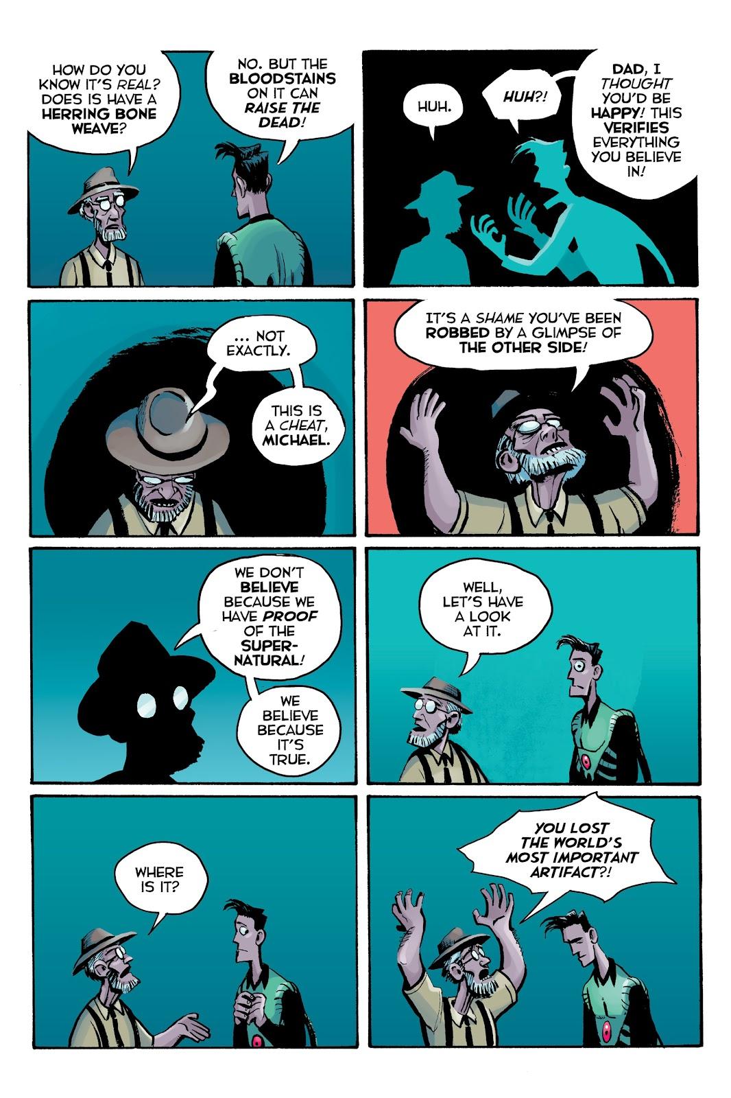 Read online Creature Tech (2019) comic -  Issue # TPB (Part 2) - 28