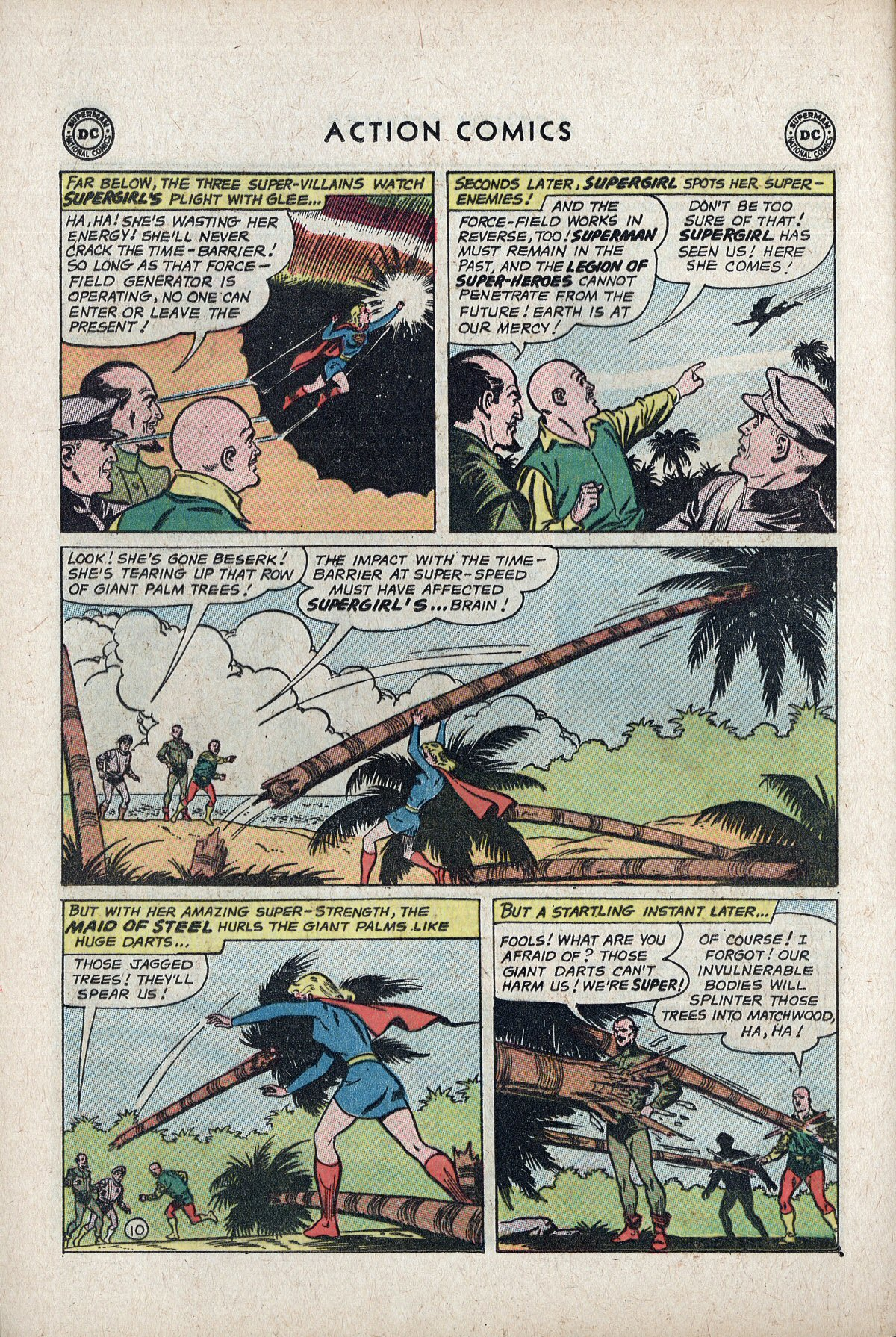 Read online Action Comics (1938) comic -  Issue #297 - 28