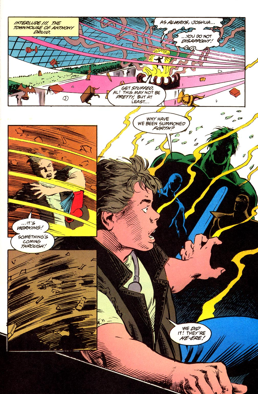 Read online Secret Defenders comic -  Issue #23 - 19