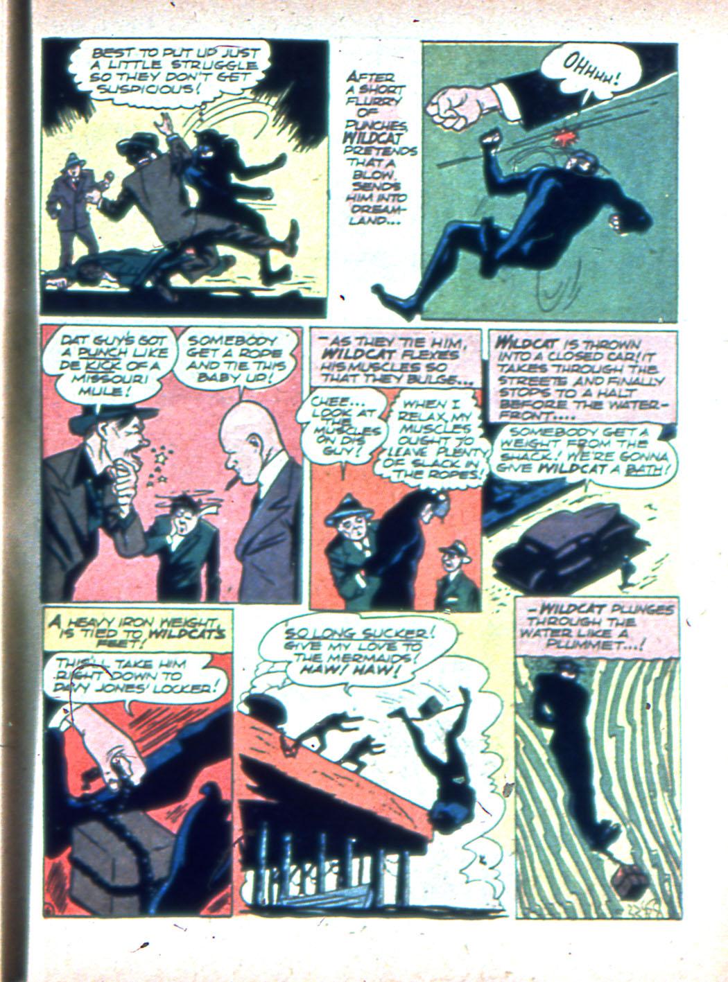 Read online Sensation (Mystery) Comics comic -  Issue #2 - 61