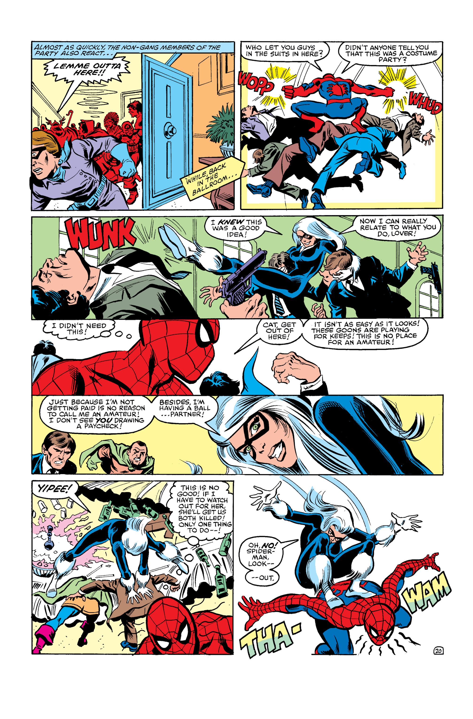 The Amazing Spider-Man (1963) 226 Page 20