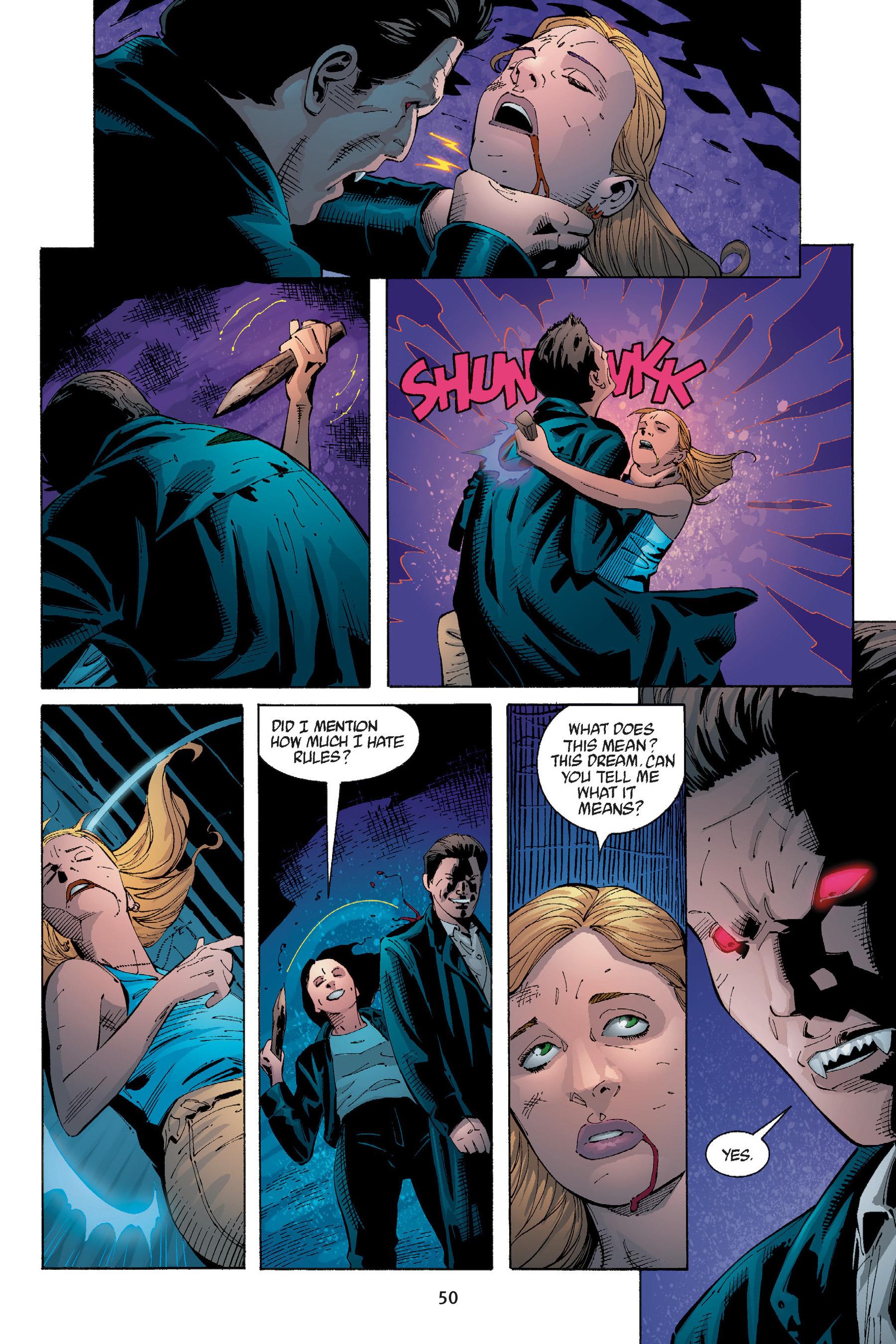 Read online Buffy the Vampire Slayer: Omnibus comic -  Issue # TPB 5 - 51