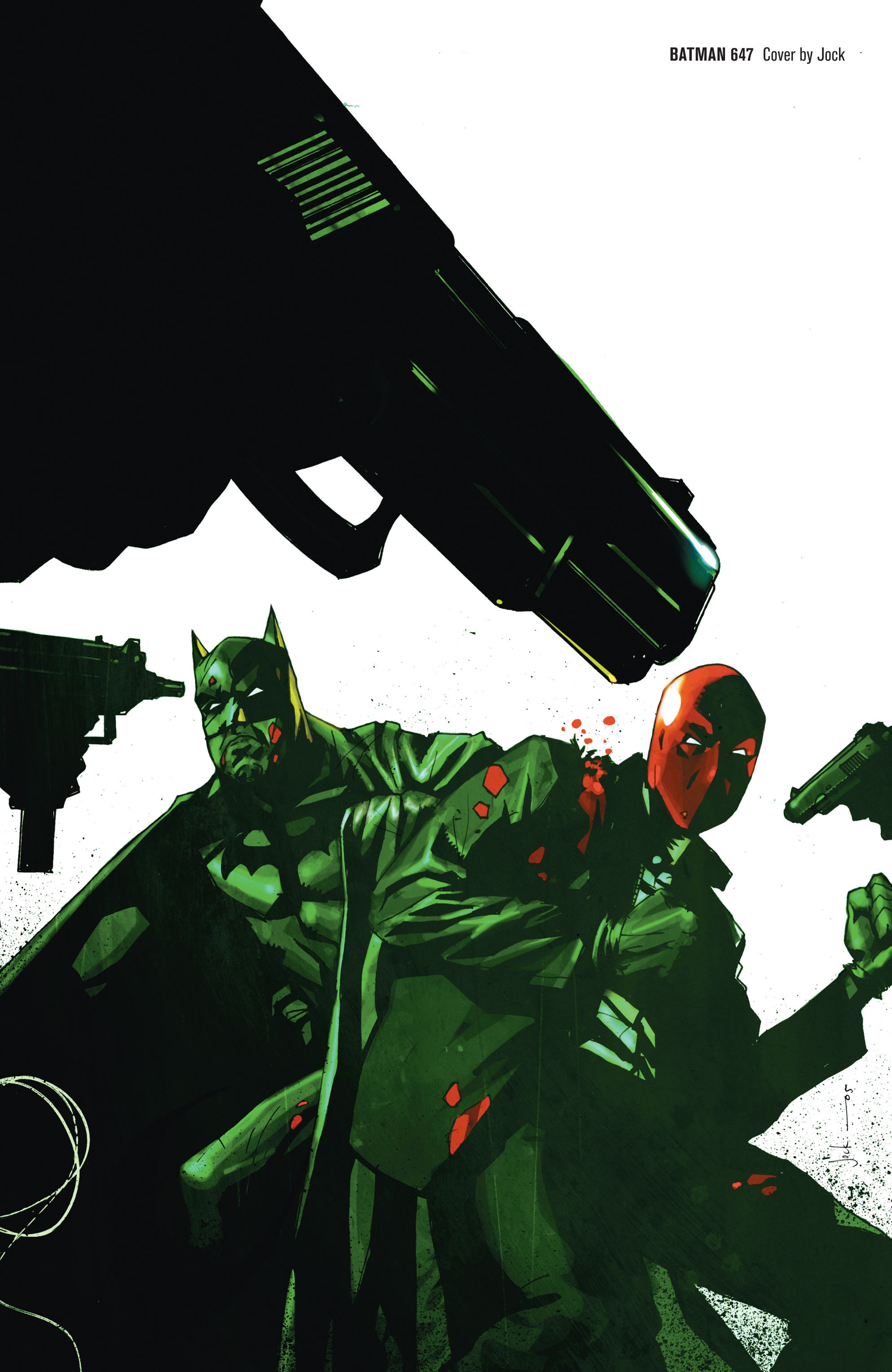 Read online Batman: Under The Red Hood comic -  Issue # Full - 221