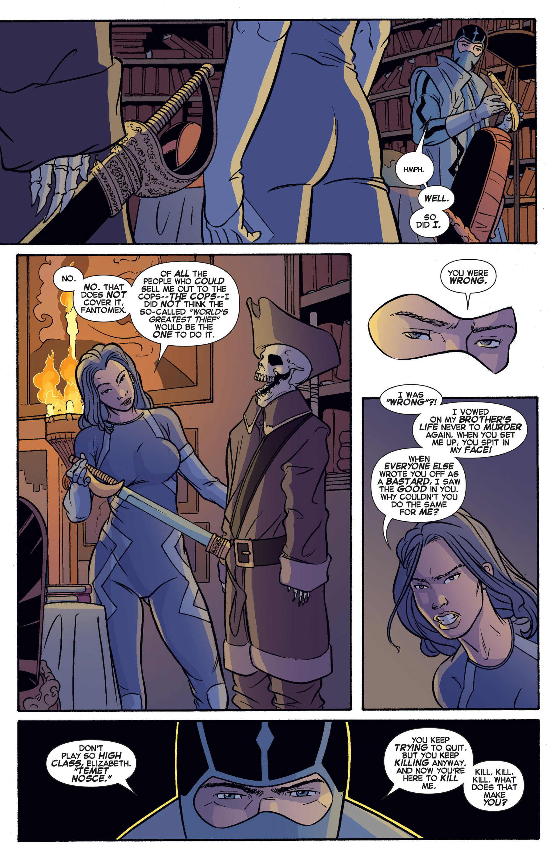 Read online Uncanny X-Force (2013) comic -  Issue #9 - 9