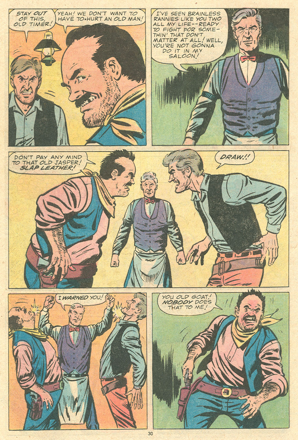 The Rawhide Kid (1955) issue 144 - Page 32