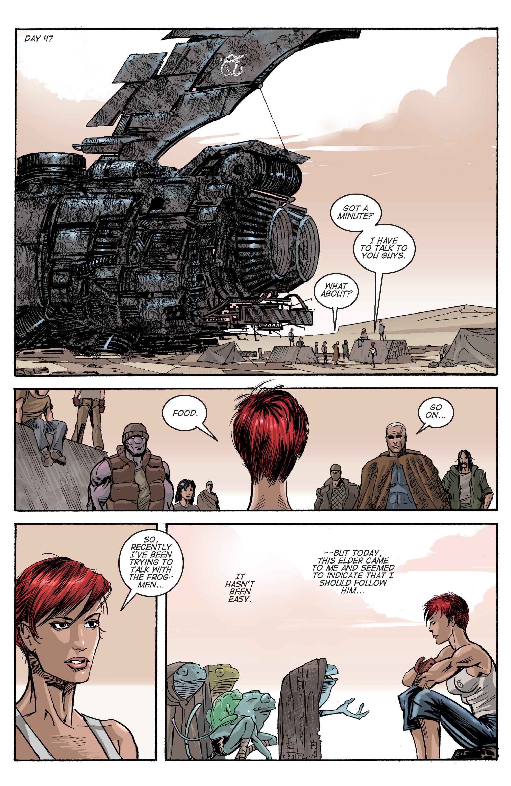Read online Planetoid comic -  Issue # TPB - 84
