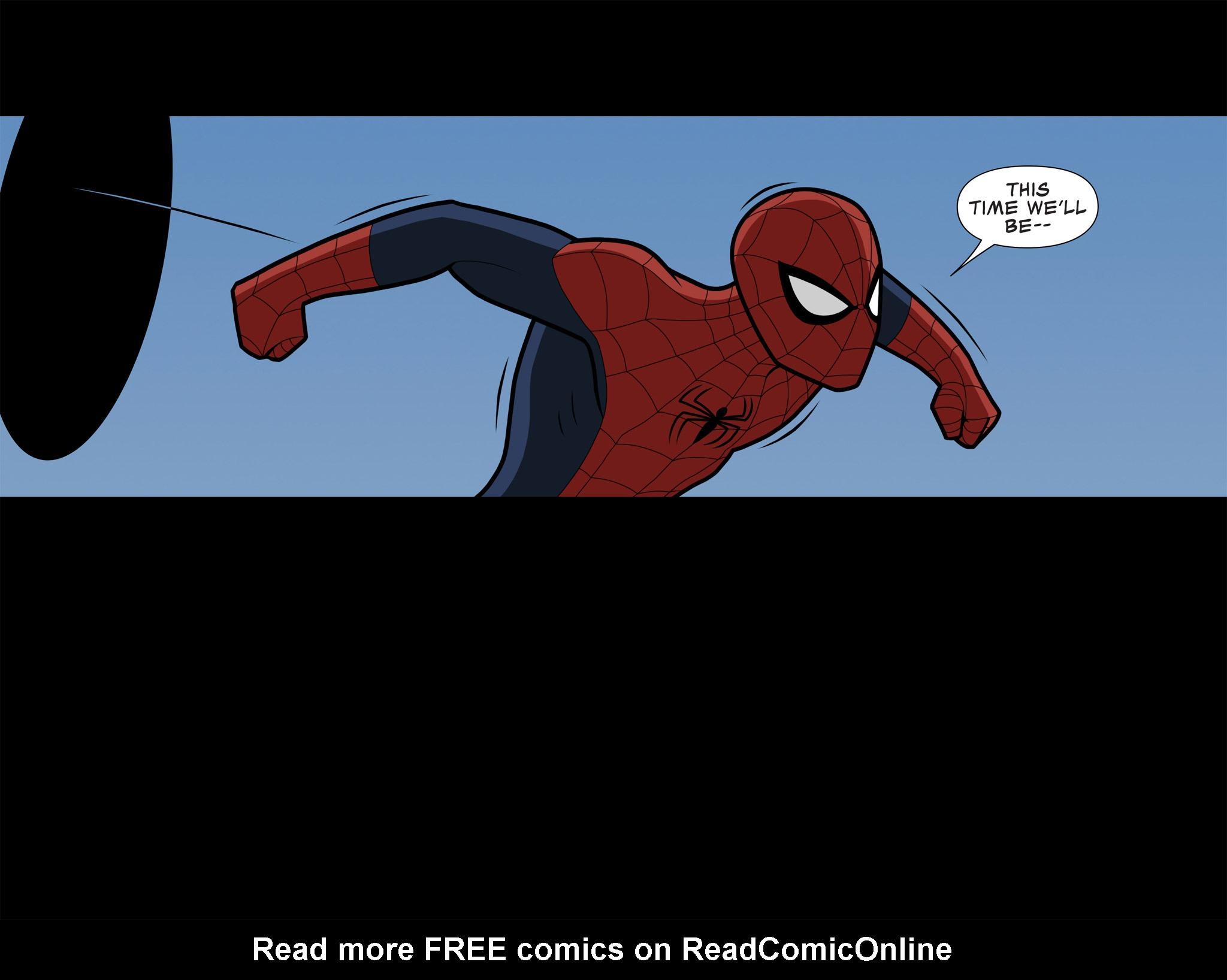 Read online Ultimate Spider-Man (Infinite Comics) (2015) comic -  Issue #10 - 7