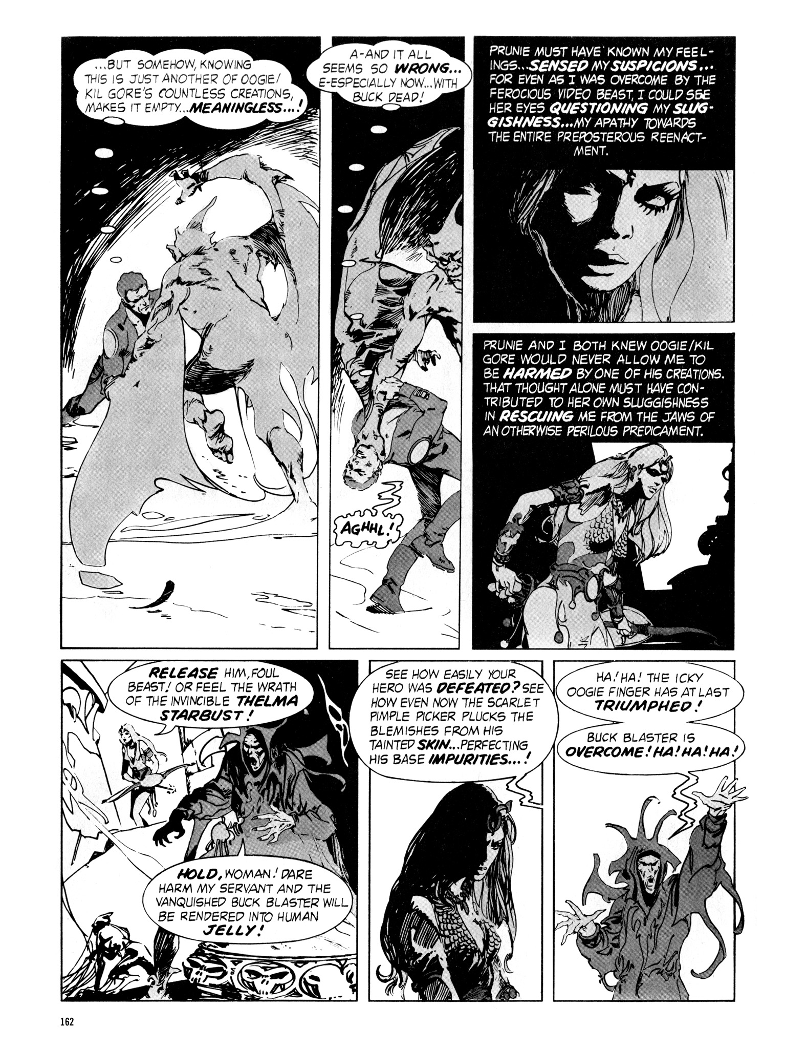 Read online Eerie Archives comic -  Issue # TPB 16 - 163