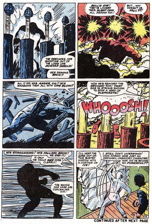 Read online Uncanny X-Men (1963) comic -  Issue #67 - 17