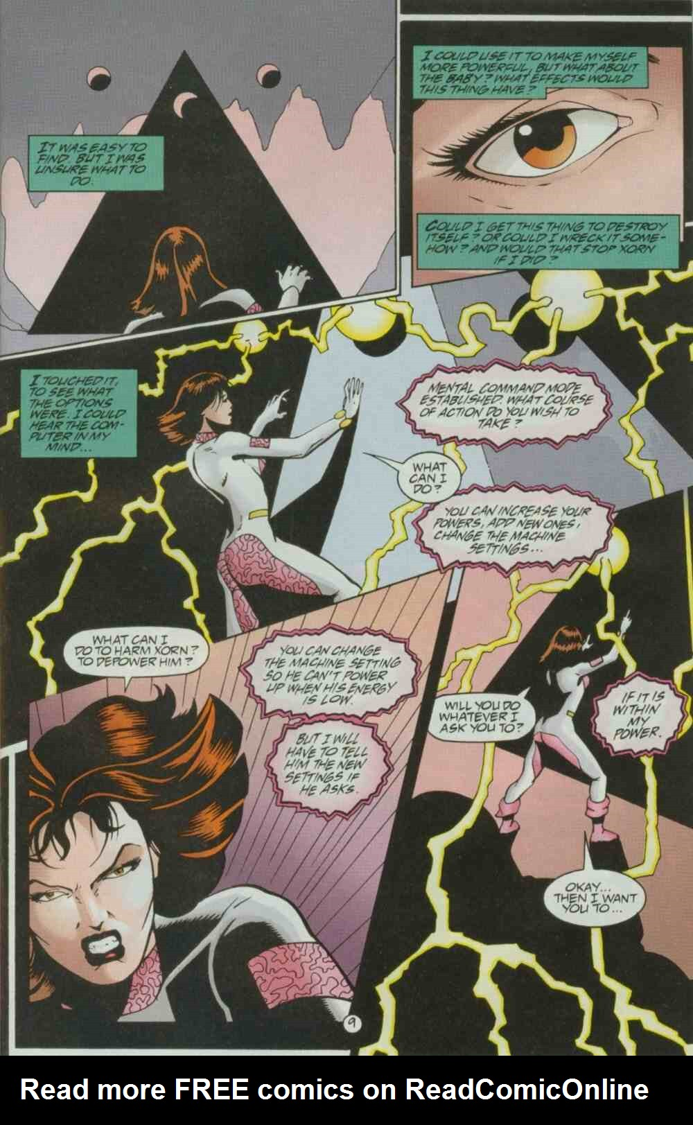Read online Ultraverse Premiere comic -  Issue #8 - 21