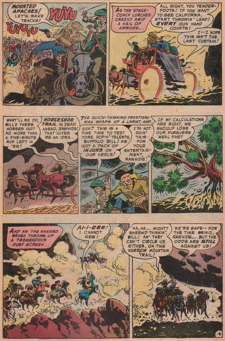 Read online All-Star Western (1970) comic -  Issue #9 - 21