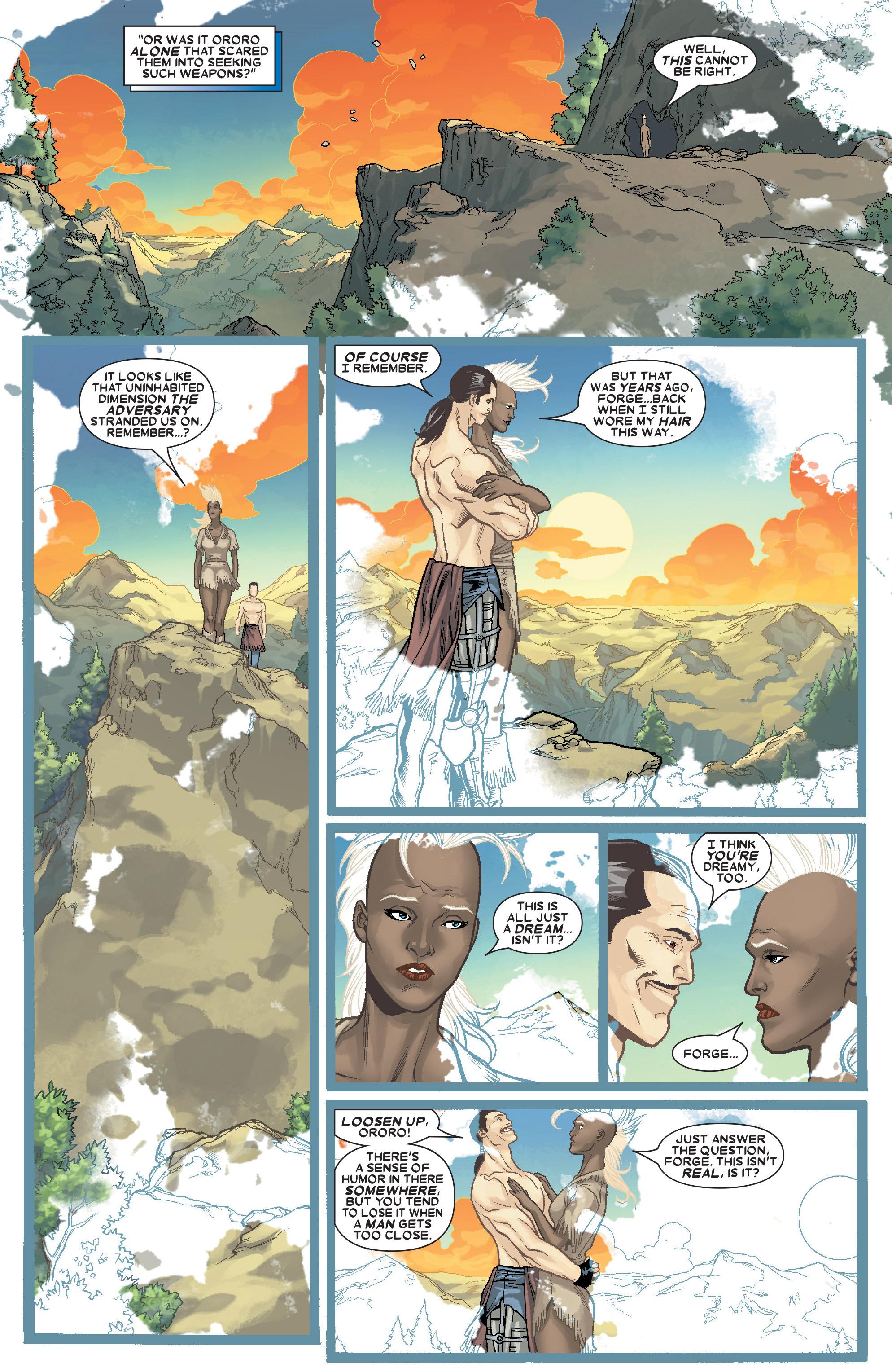 Read online Uncanny X-Men (1963) comic -  Issue # _Annual 1 (2006) - 11