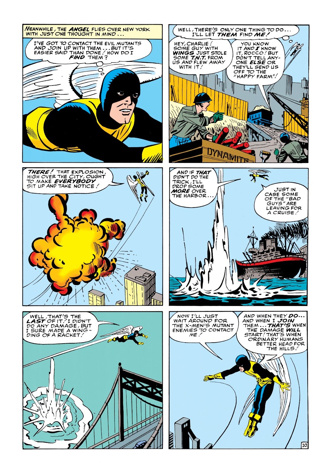 Read online Marvel Masterworks: The Invincible Iron Man comic -  Issue # TPB 1 (Part 2) - 68