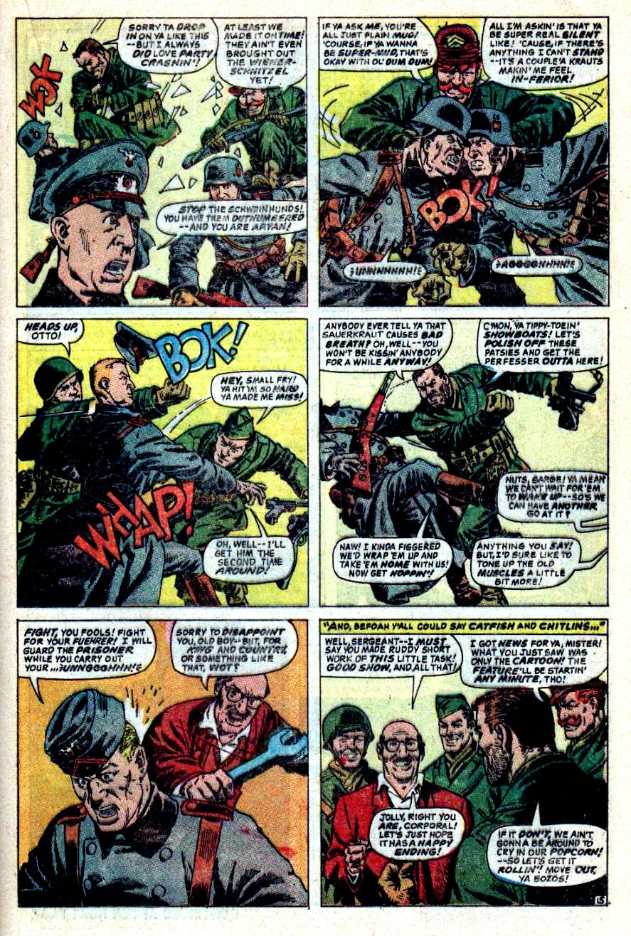 Read online Sgt. Fury comic -  Issue #44 - 21