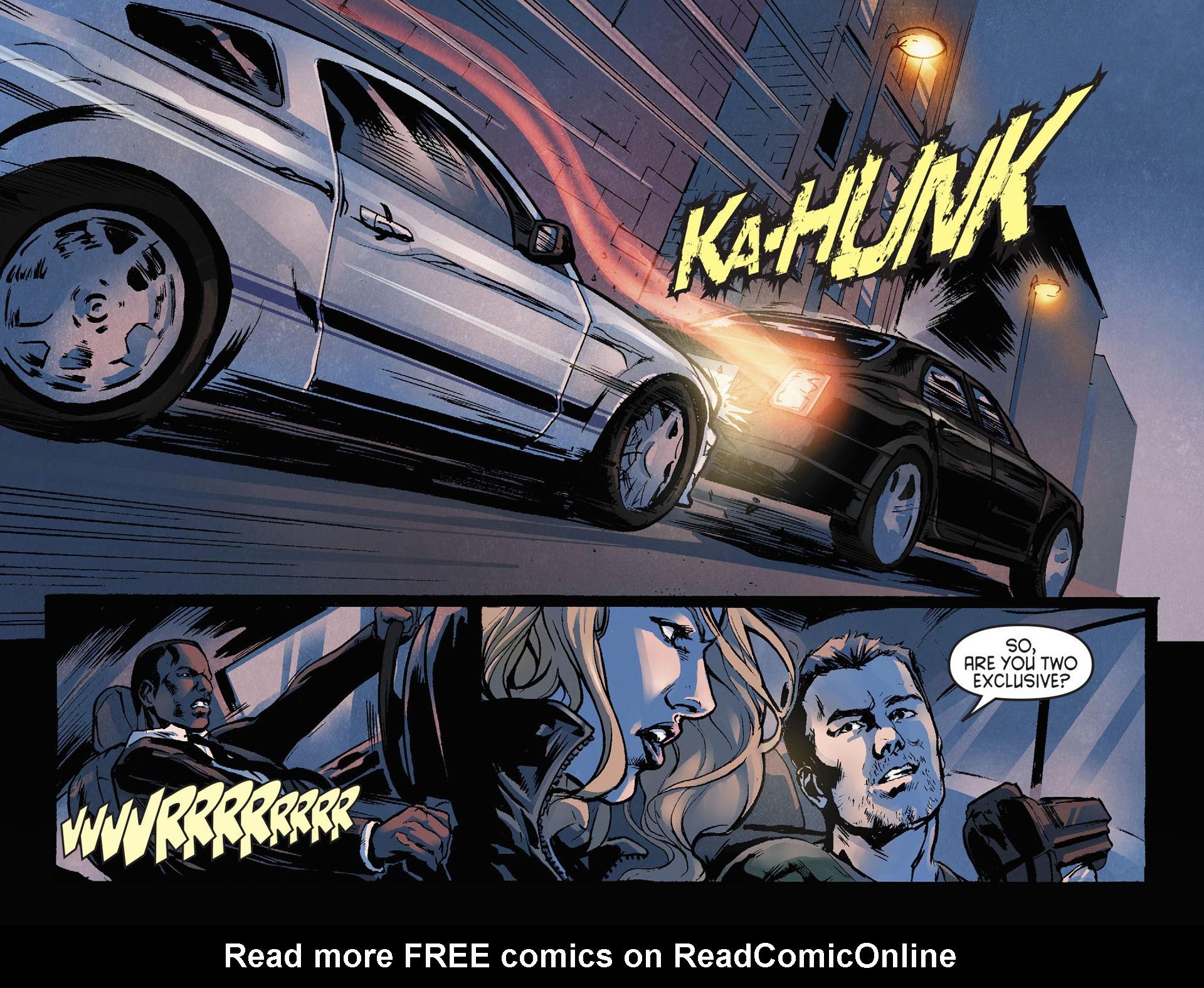 Read online Arrow [II] comic -  Issue #21 - 7