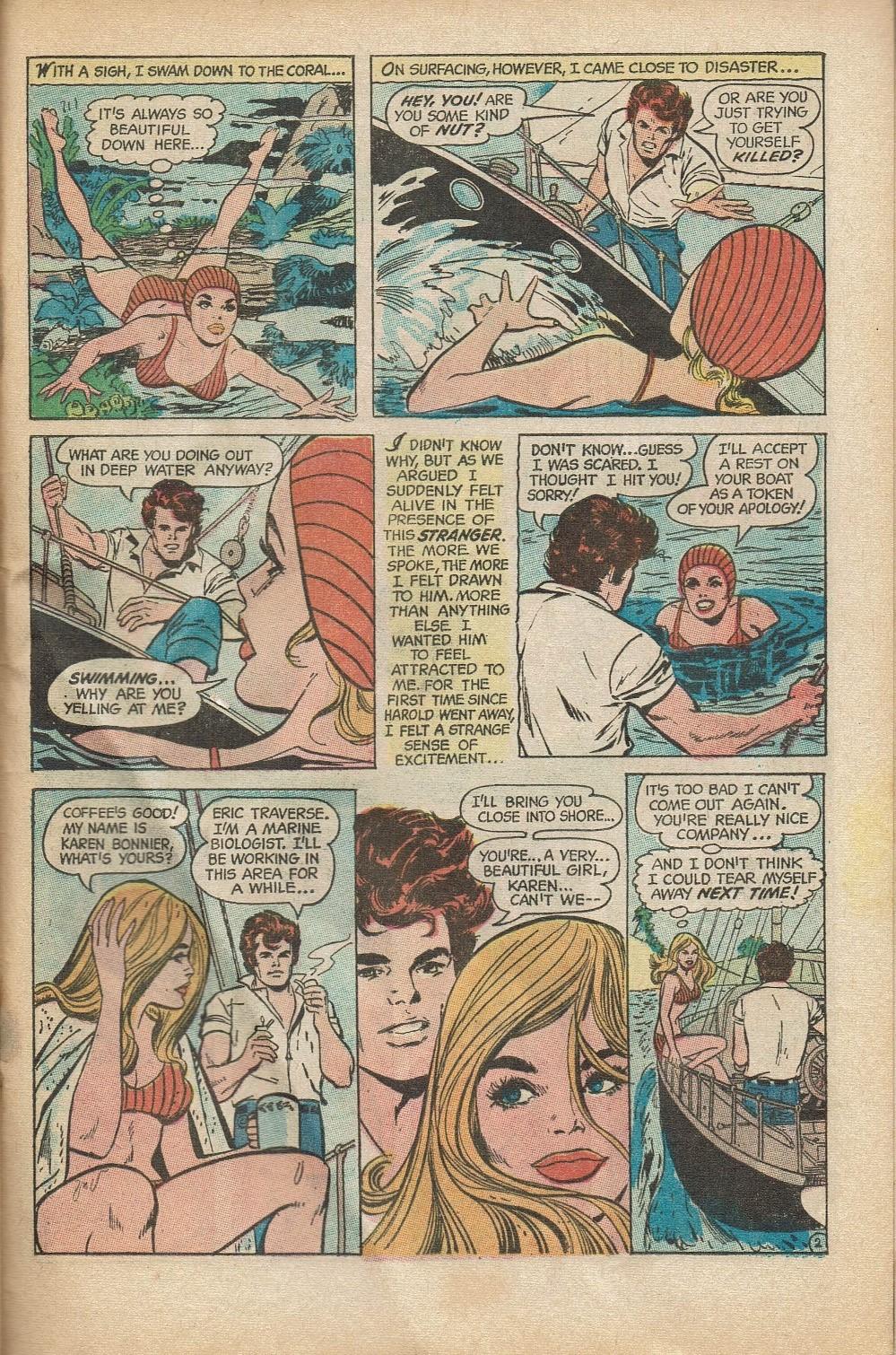 Read online Secret Hearts comic -  Issue #152 - 29